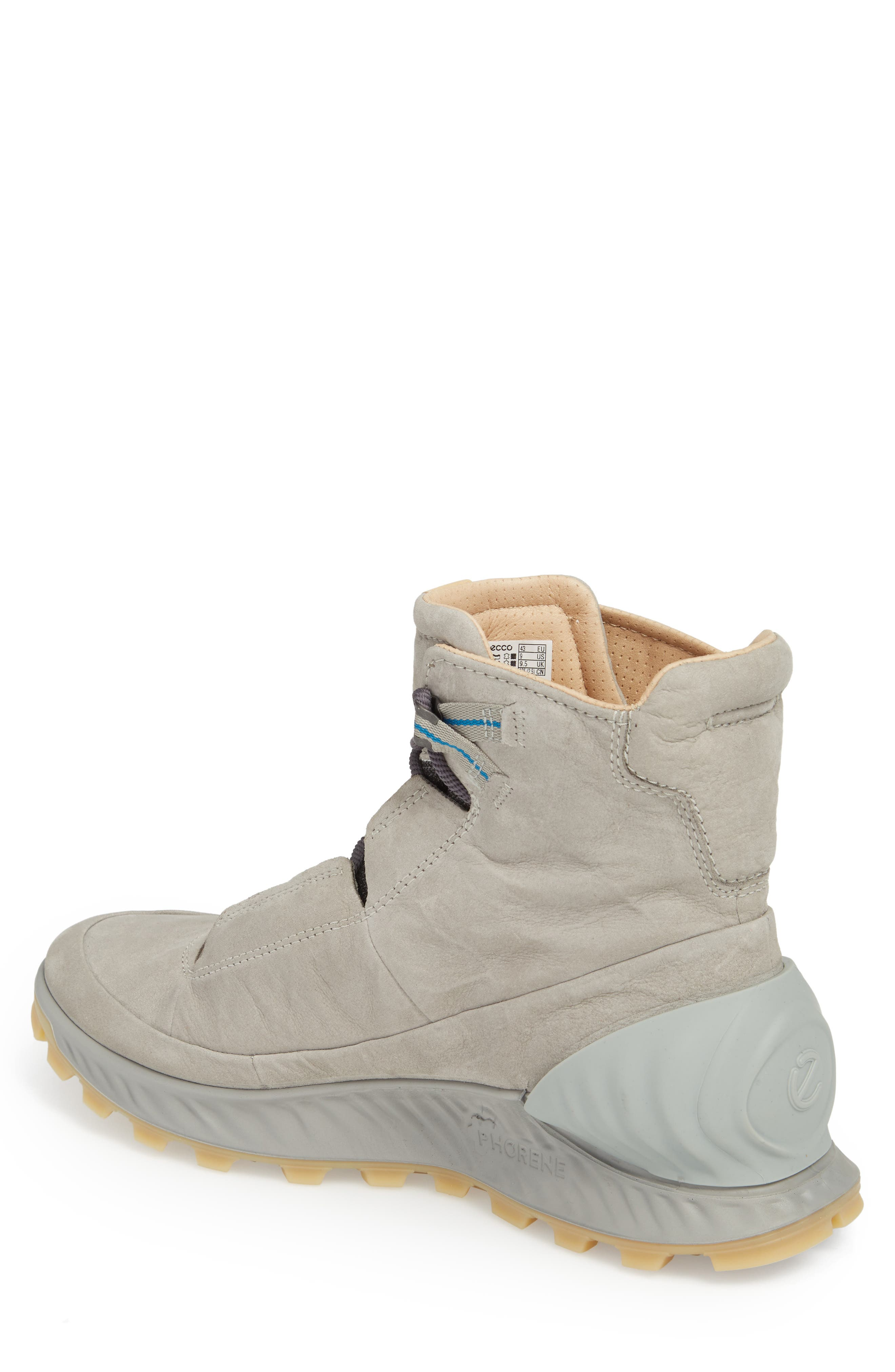 Limited Edition Exostrike Dyneema Sneaker Boot,                             Alternate thumbnail 2, color,                             Wild Dove Leather