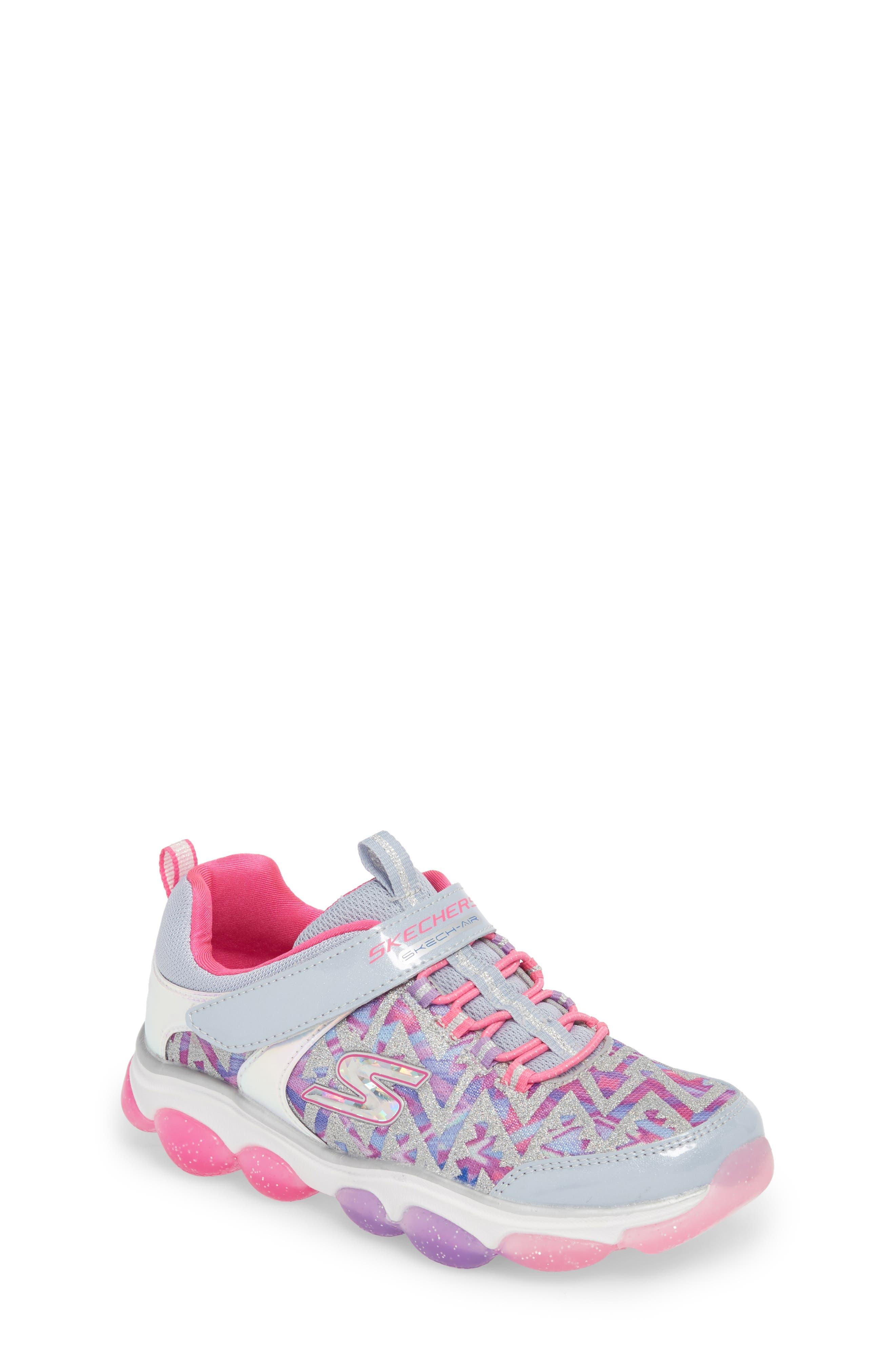 SKECHERS Skech-Air Groove Glitter N Go Sneakers (Toddler, Little Kid & Big Kid)