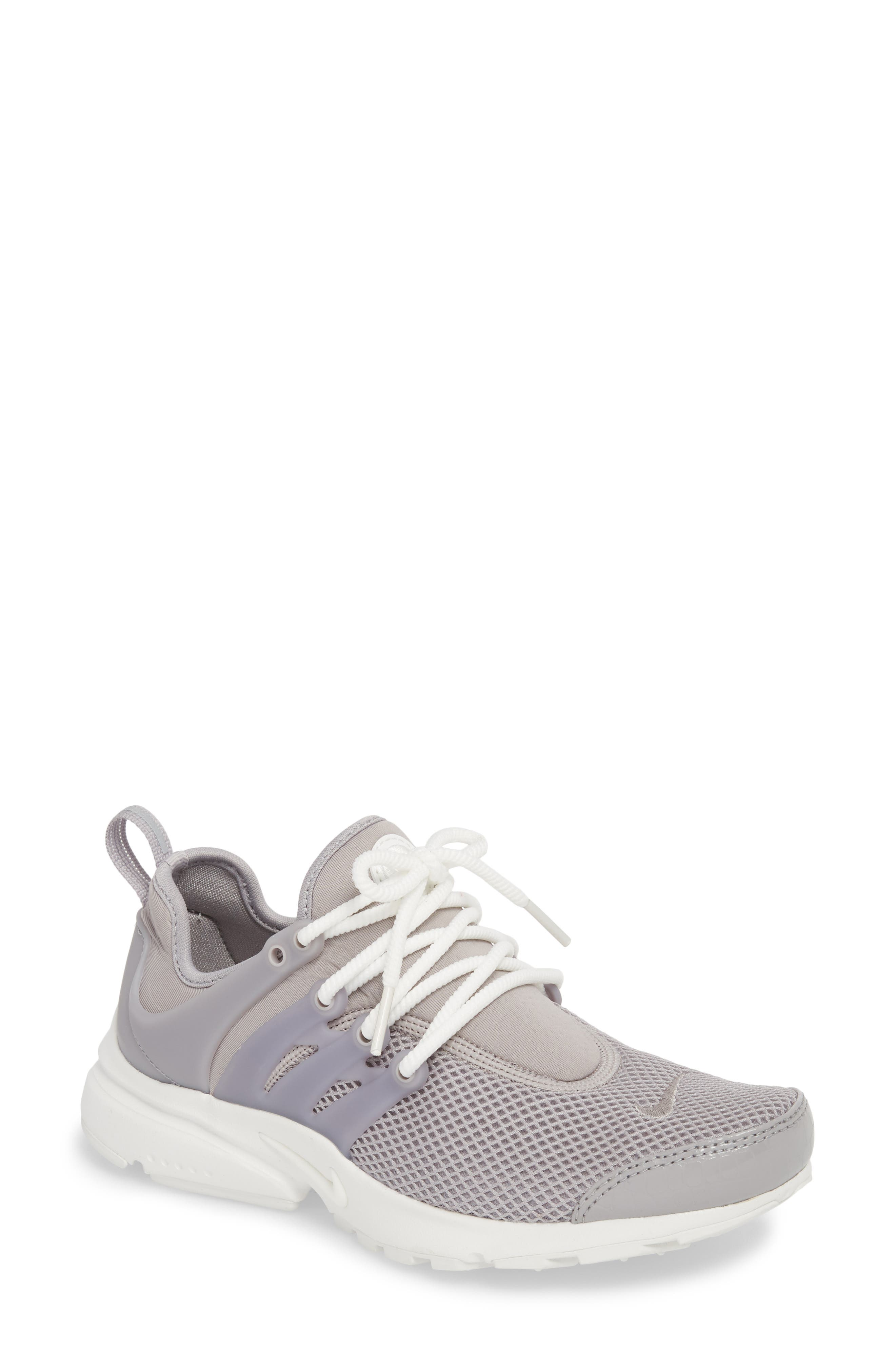 Air Presto SE Sneaker,                         Main,                         color, Atmosphere Grey