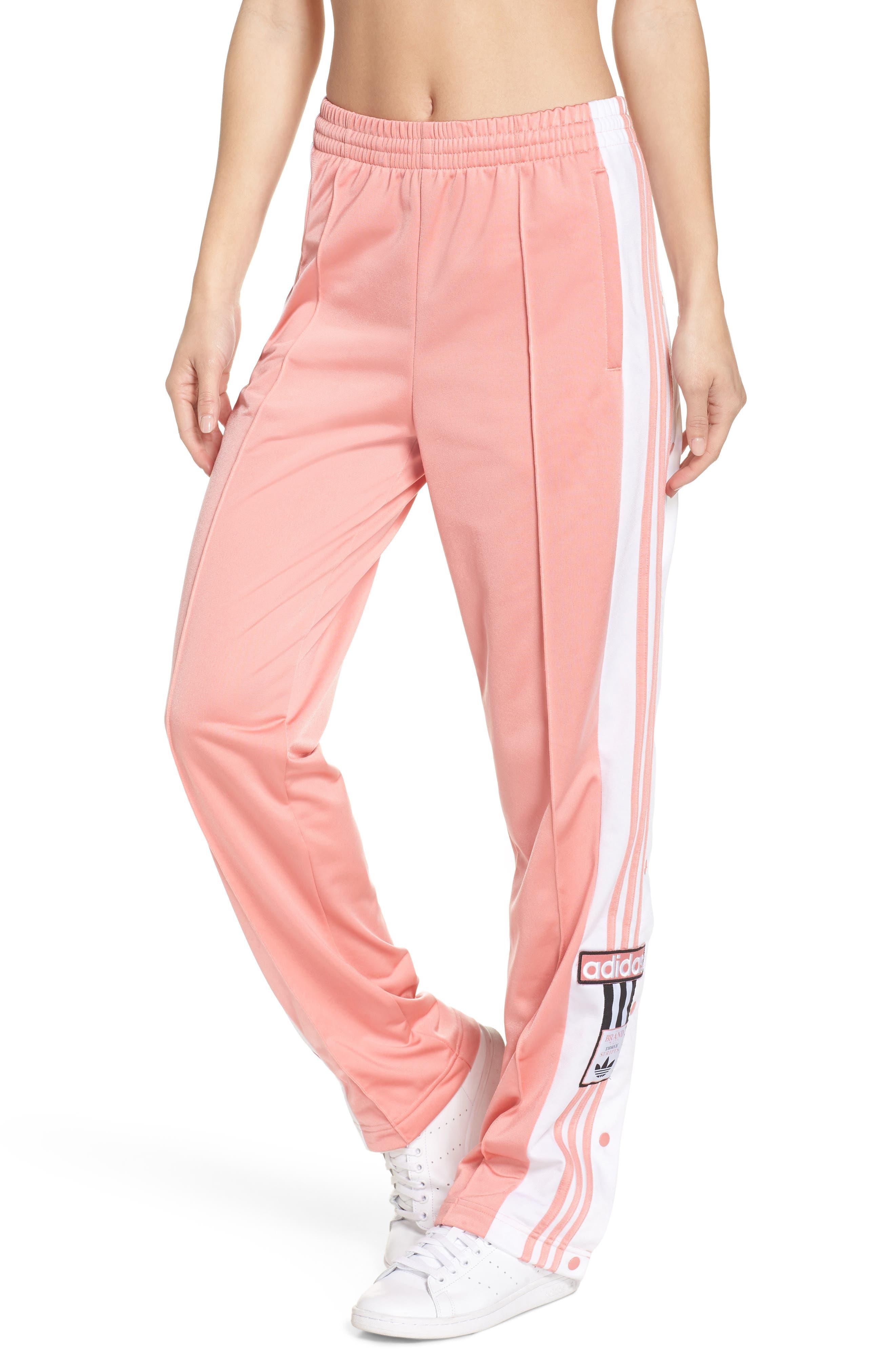 Adidas Originals adibreak Tearaway track pants, táctil Rose modesens