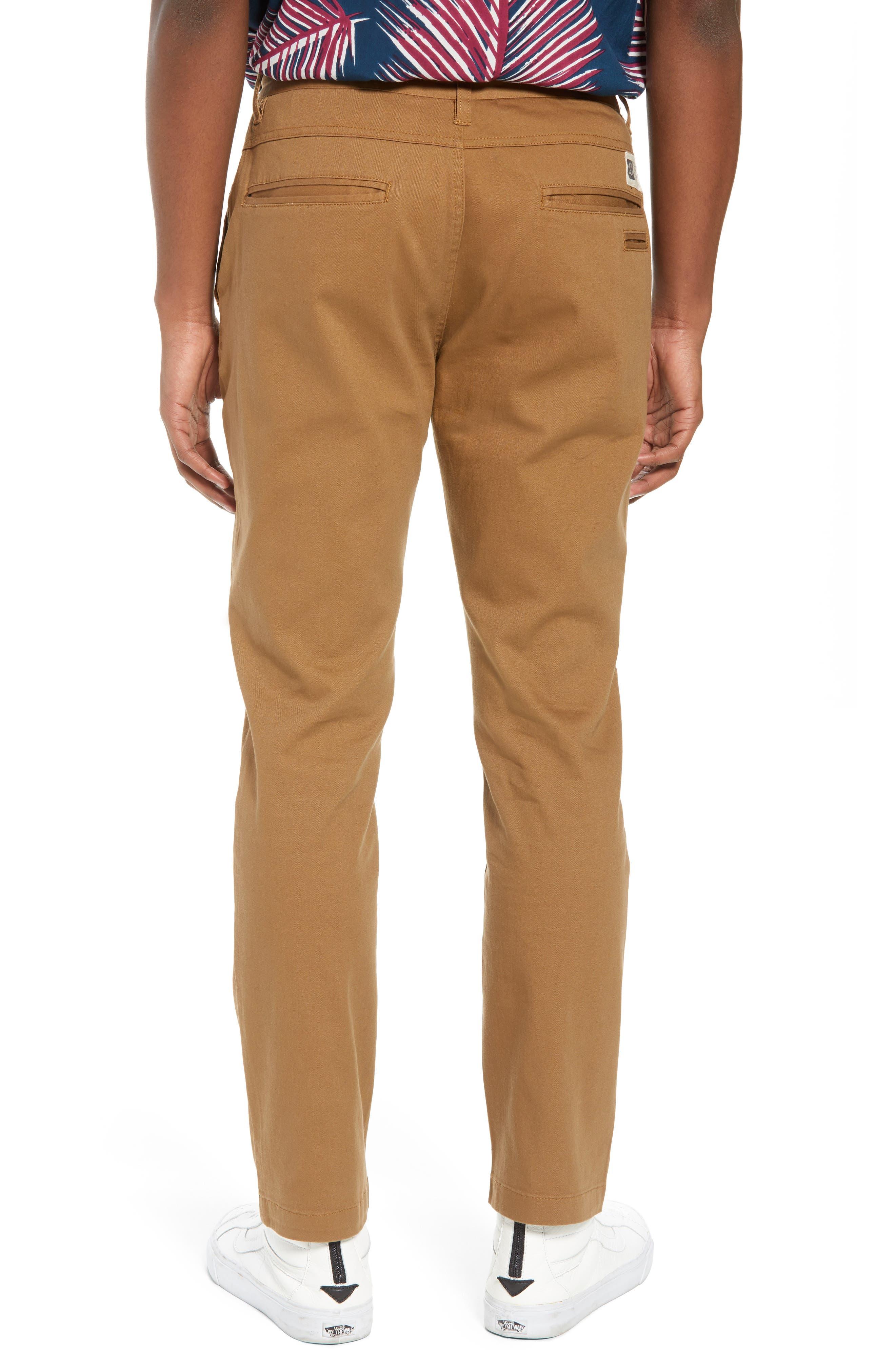 Crossroad Slim Fit Pants,                             Alternate thumbnail 2, color,                             Khaki