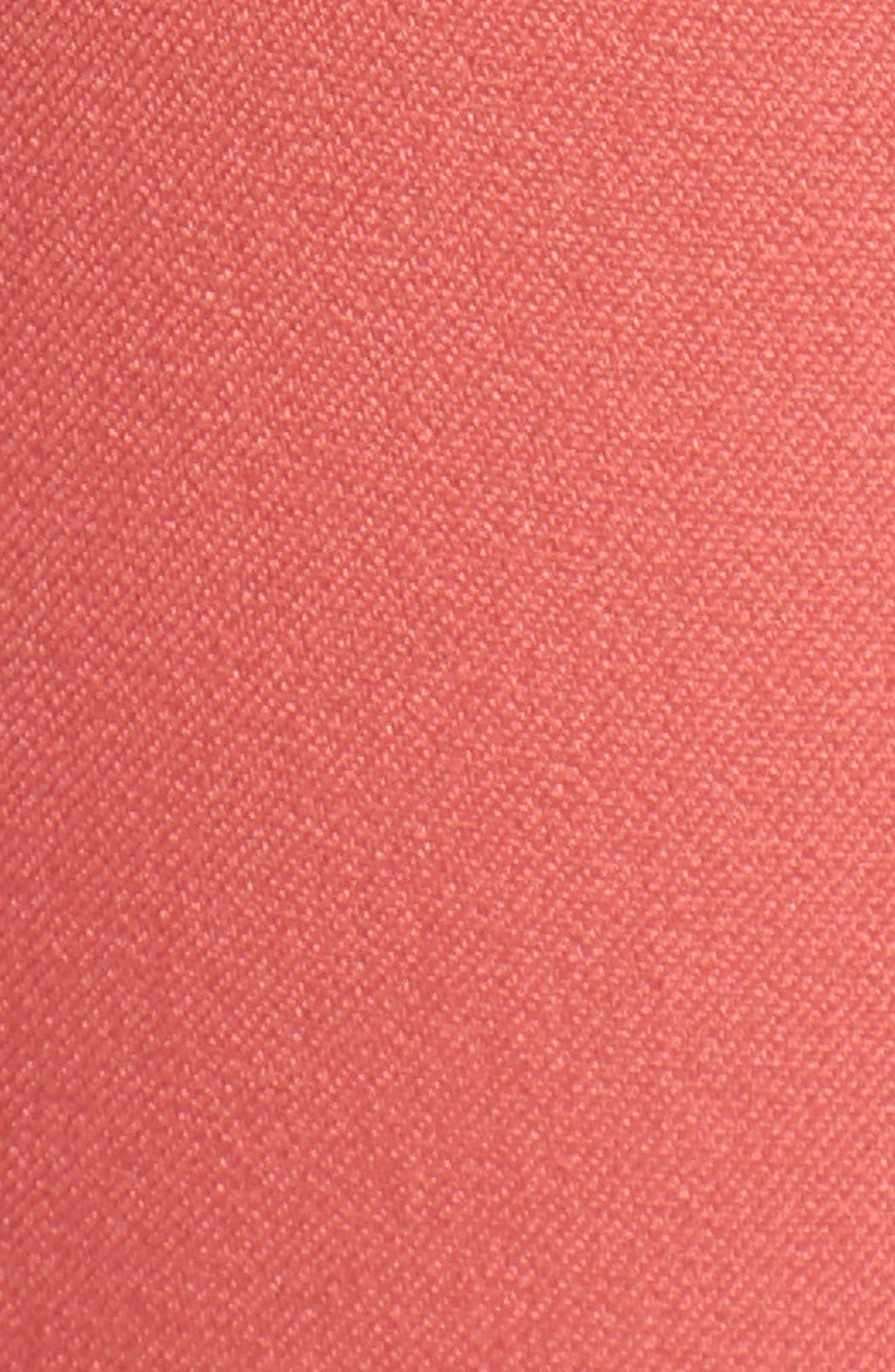 Skinny Stretch Pants,                             Alternate thumbnail 6, color,                             Coral Sugar