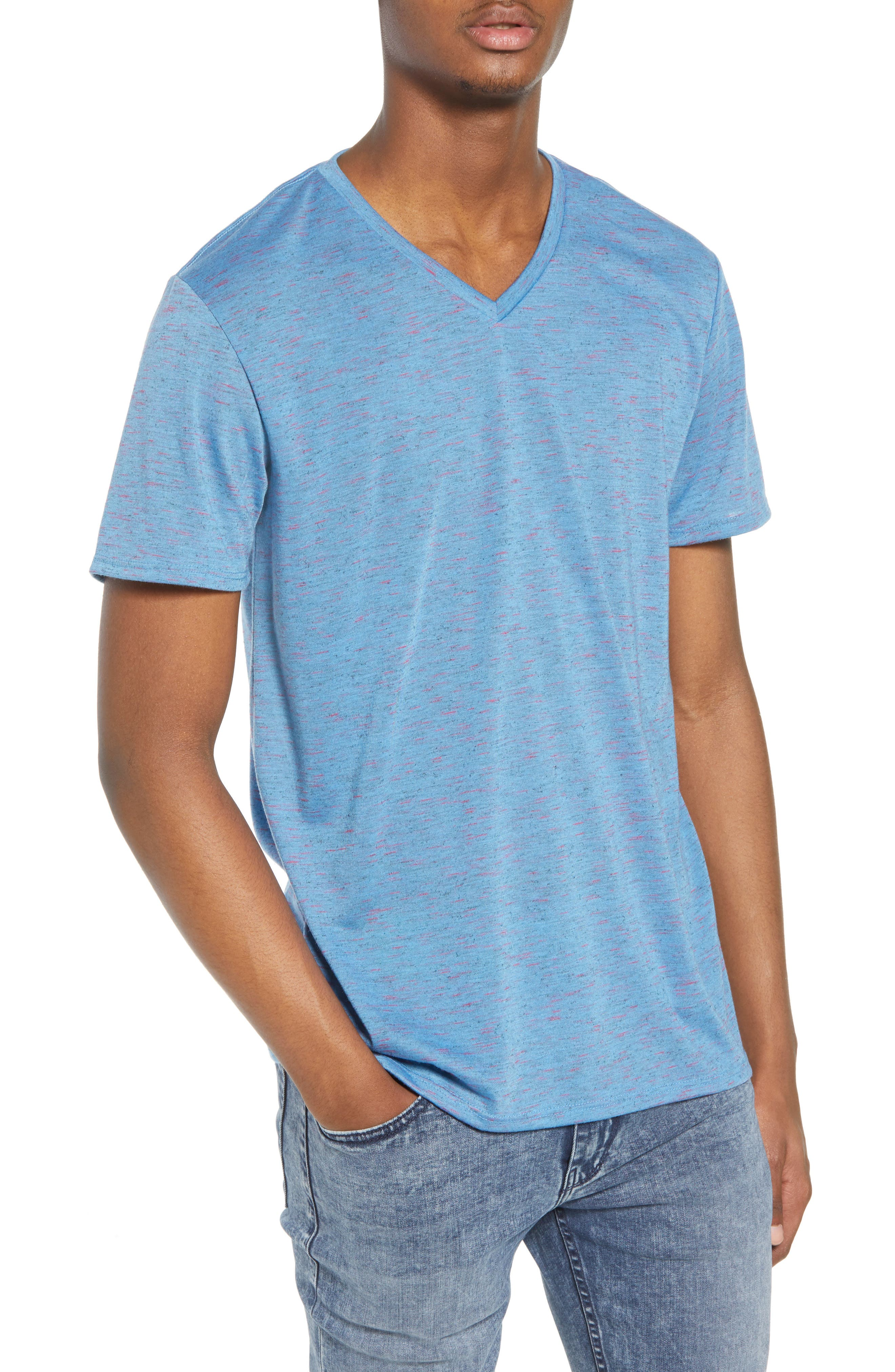 The Rail Streaky V-Neck T-Shirt (2 for $30)