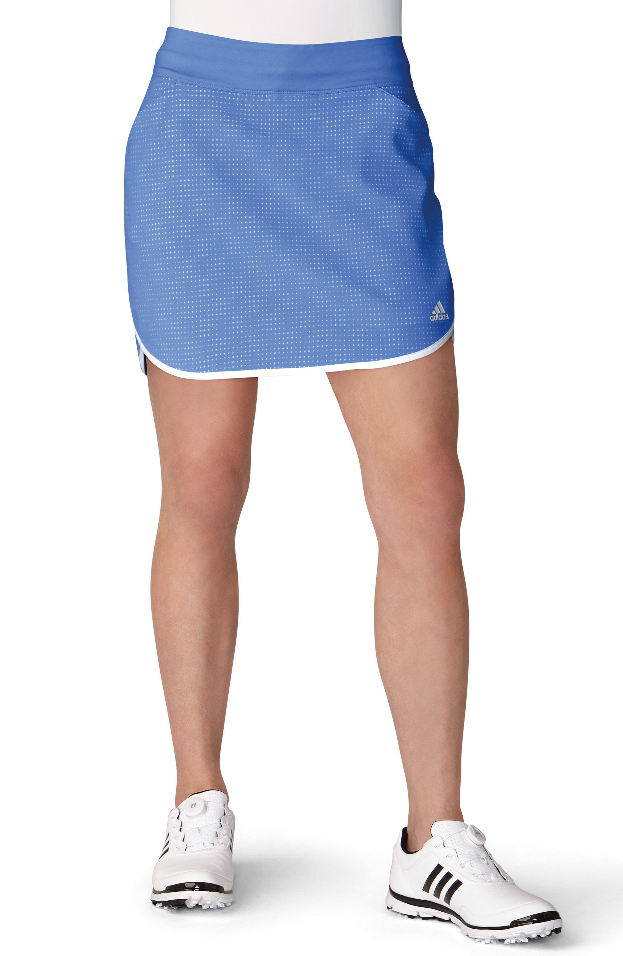 Rangewear Skort,                         Main,                         color, Hi-Res Blue