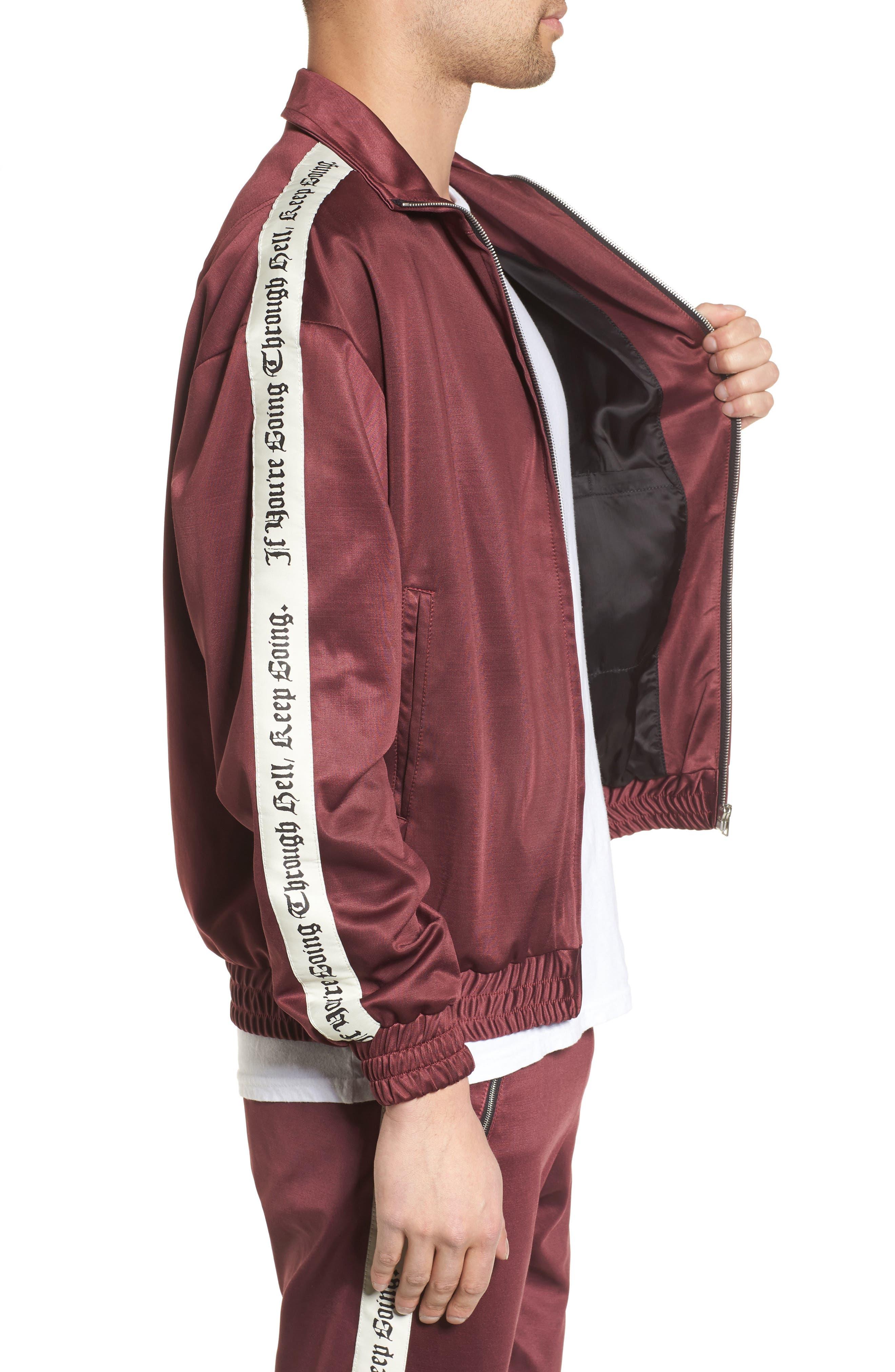 Alternate Image 3  - Represent Track Jacket