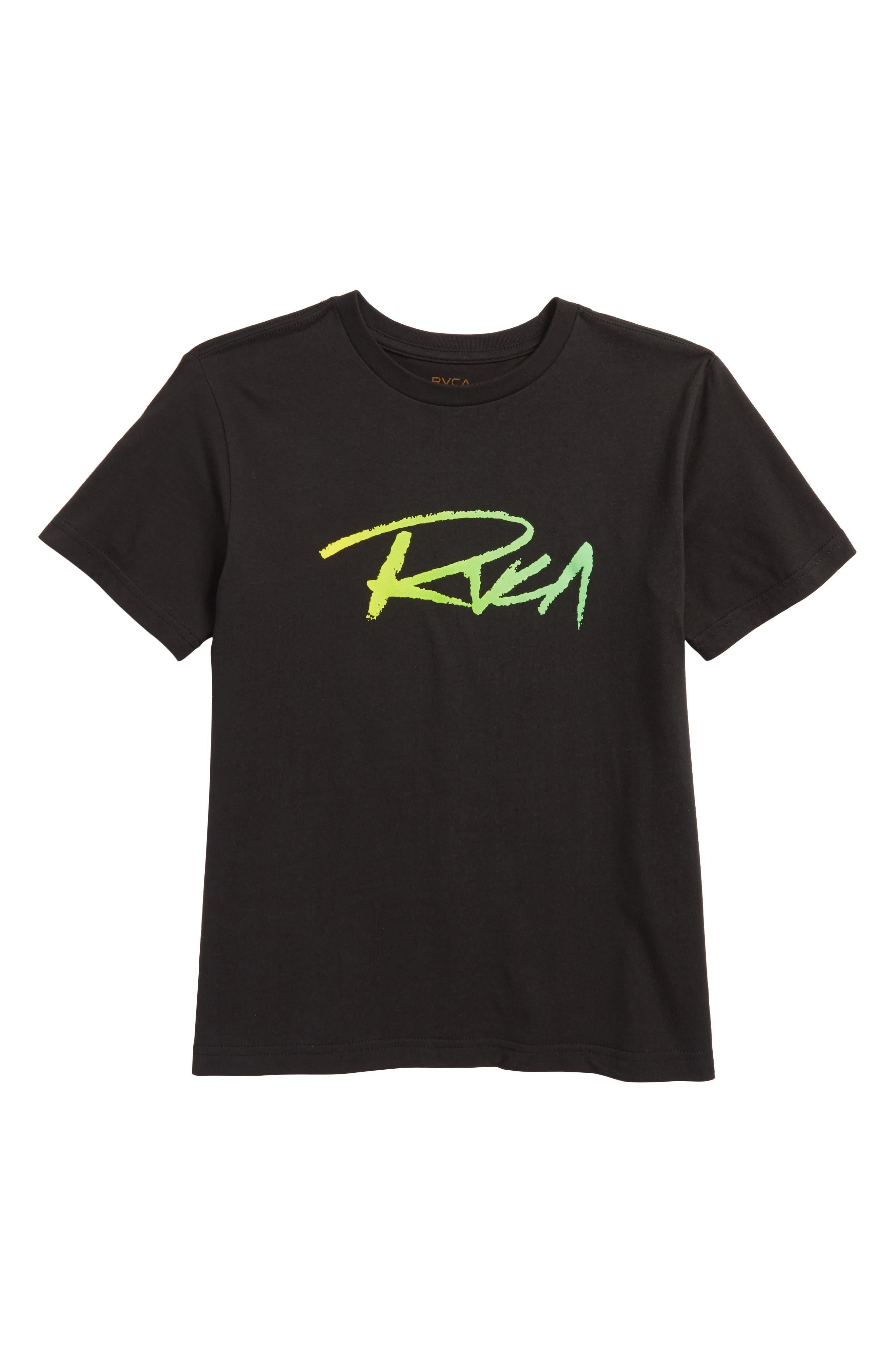 RVCA Skratch Graphic T-Shirt (Big Boys)