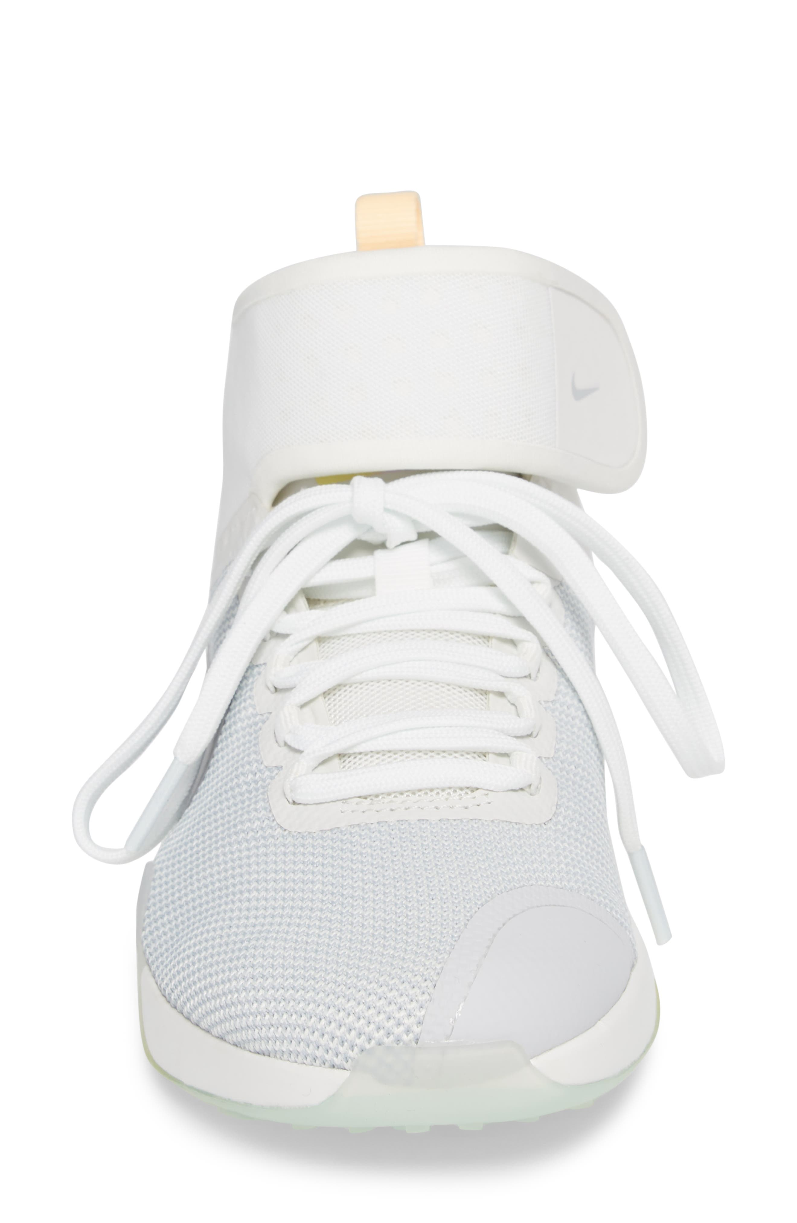 Air Zoom Strong 2 Rise Training Shoe,                             Alternate thumbnail 4, color,                             Summit White/ Wolf Grey