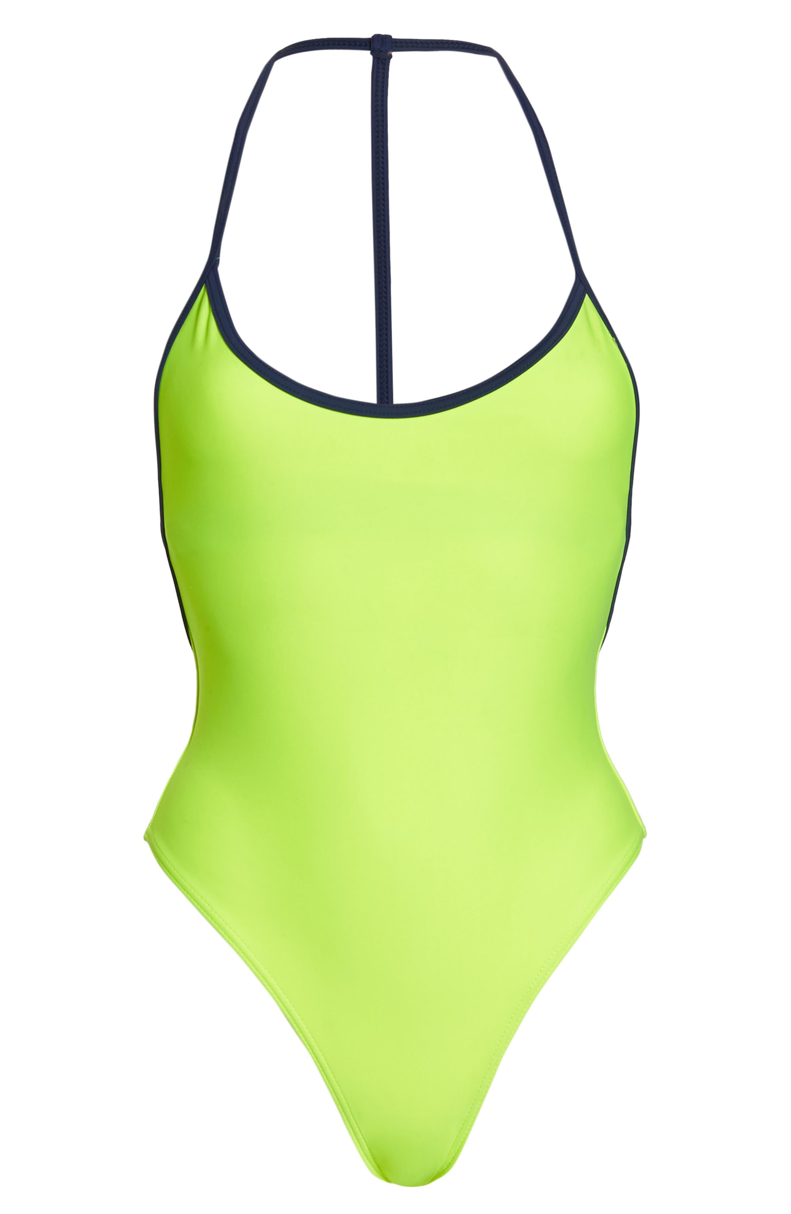 Alternate Image 6  - Chromat T-Suit One-Piece Swimsuit