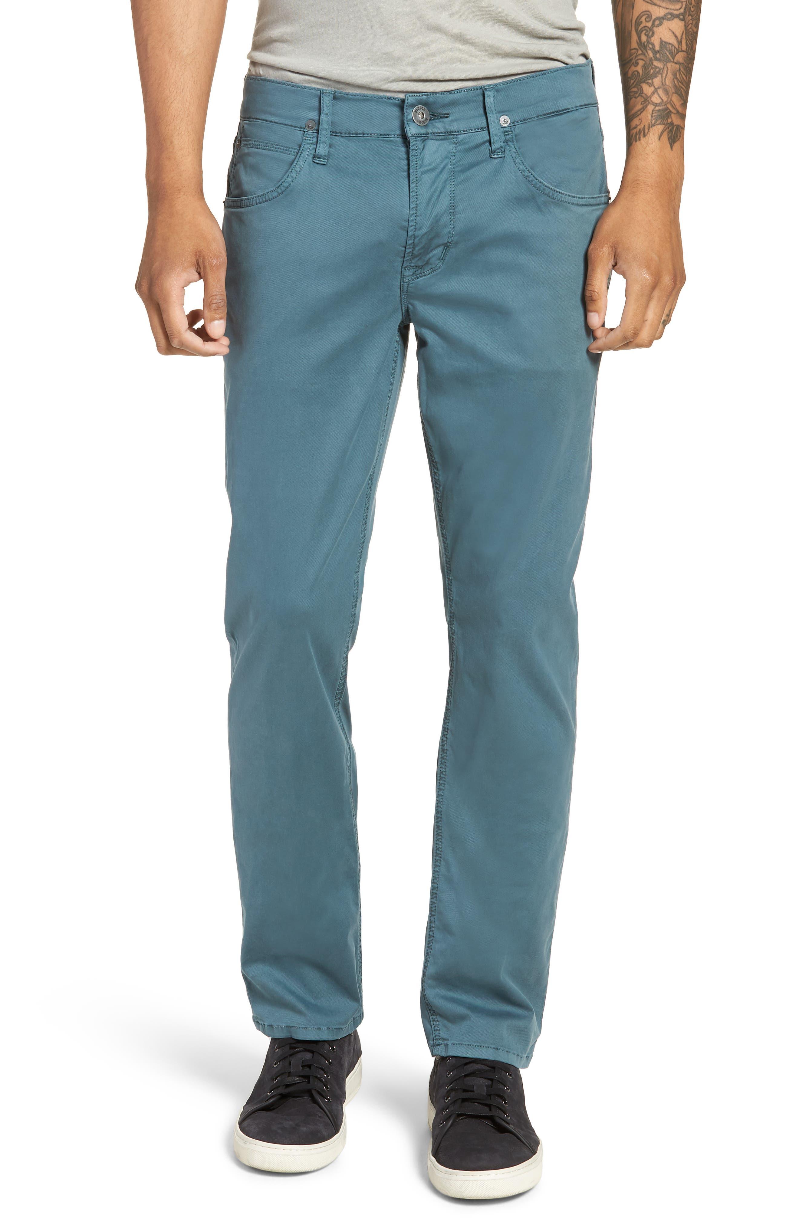 Blake Slim Fit Jeans,                             Main thumbnail 1, color,                             Ocean