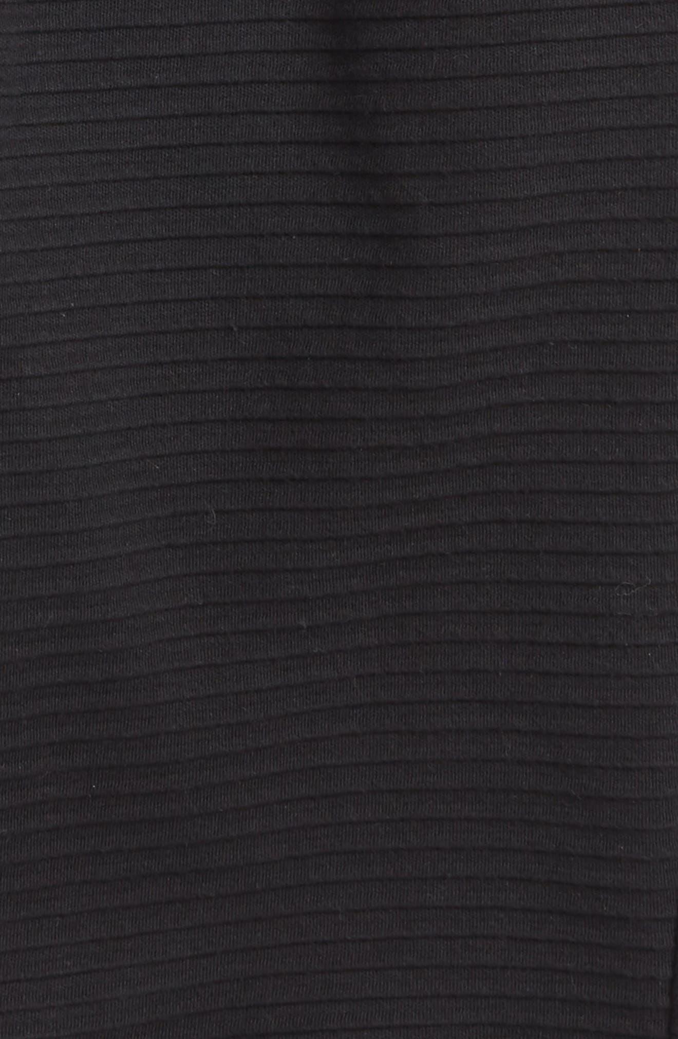 Freddie Knit Shorts,                             Alternate thumbnail 2, color,                             Black