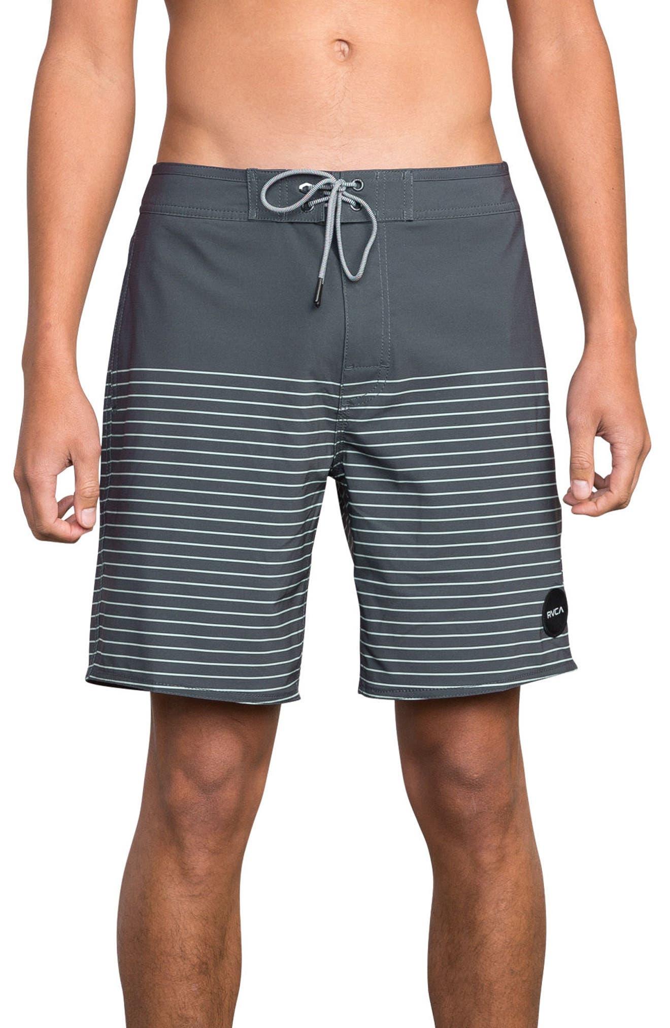 Curren Swim Trunks,                         Main,                         color, Slate