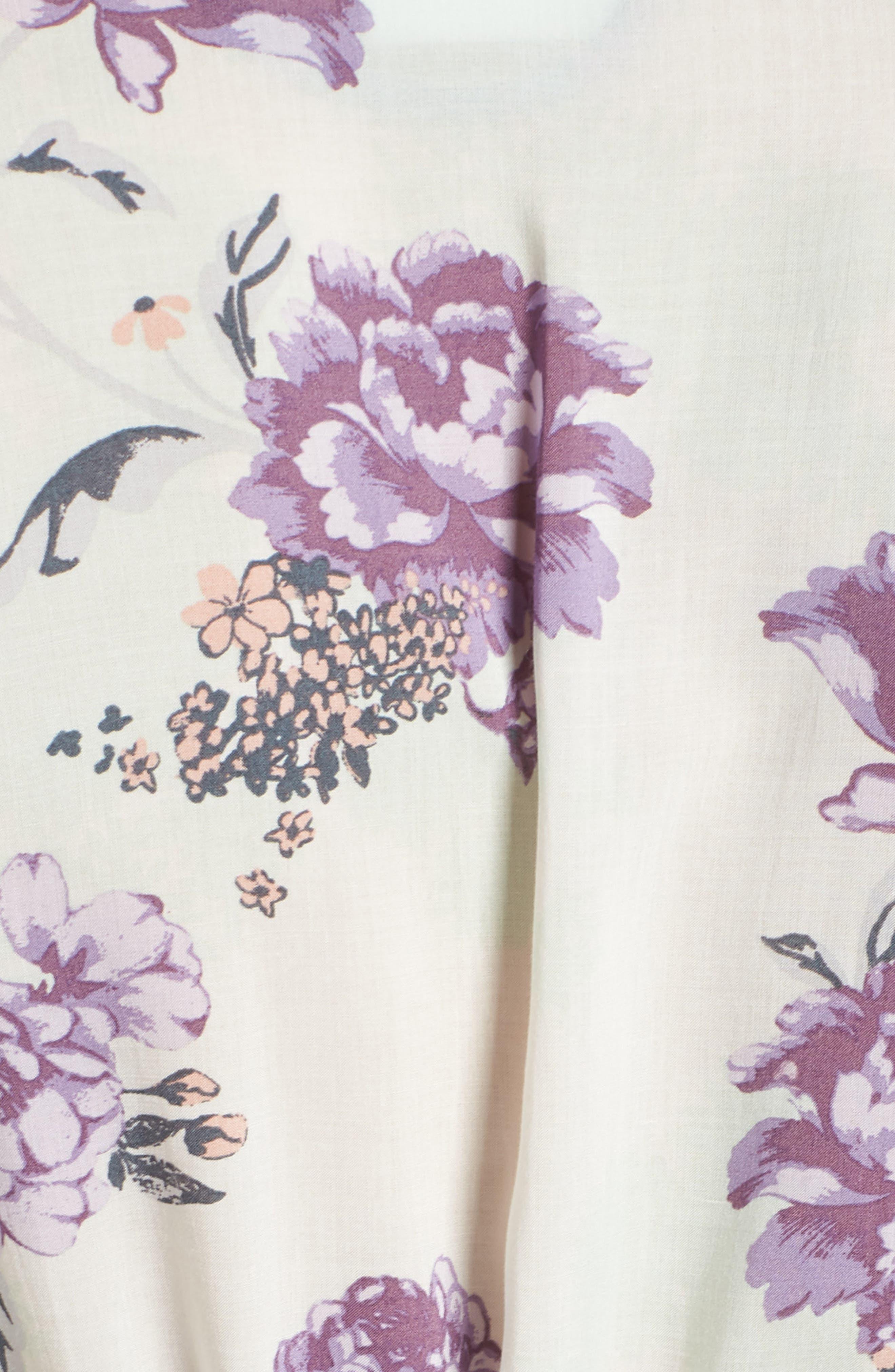 Alternate Image 5  - Nordstrom Lingerie Sweet Dreams Short Robe