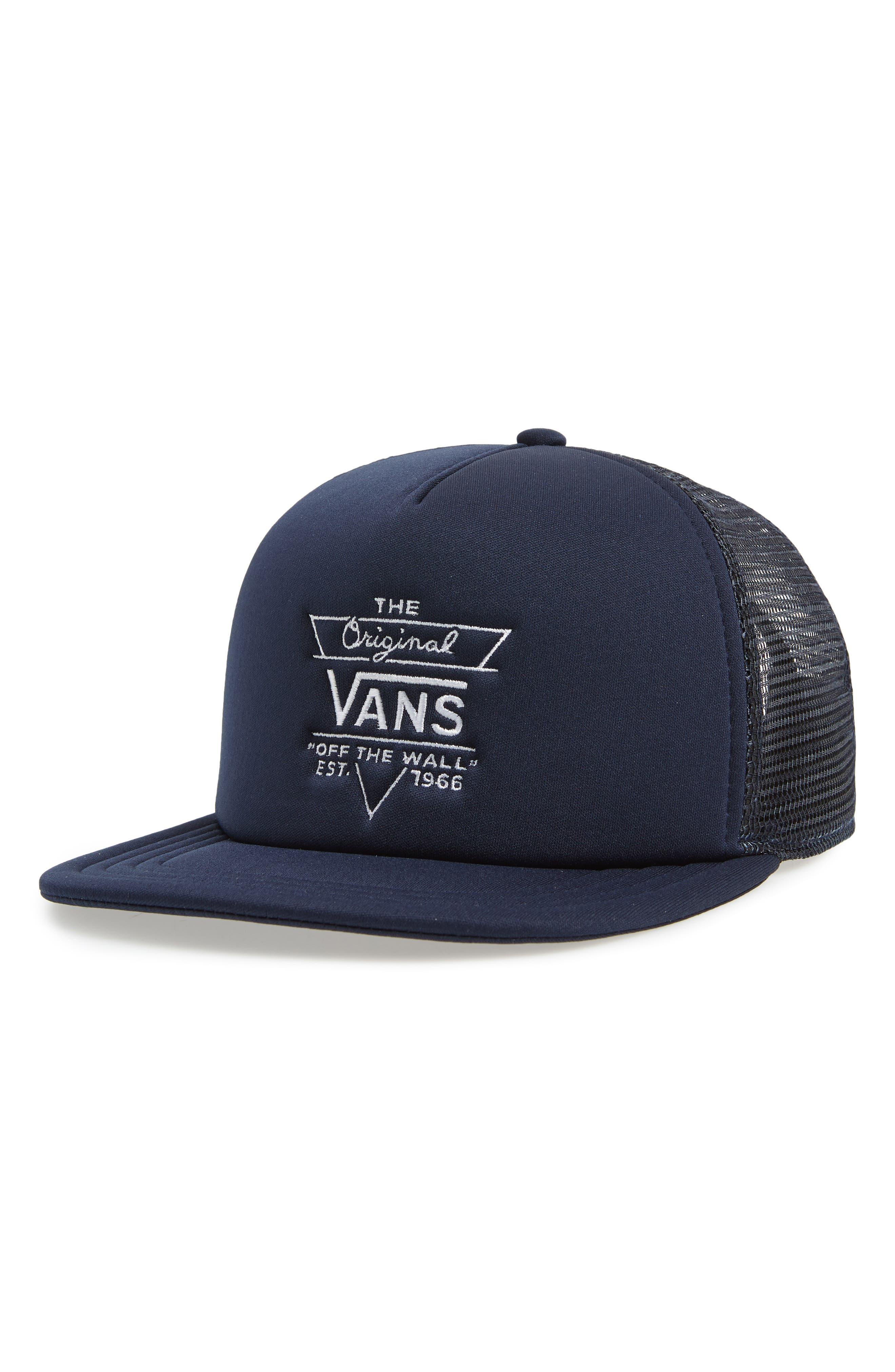 Vans Allendale Embroidered Trucker Hat