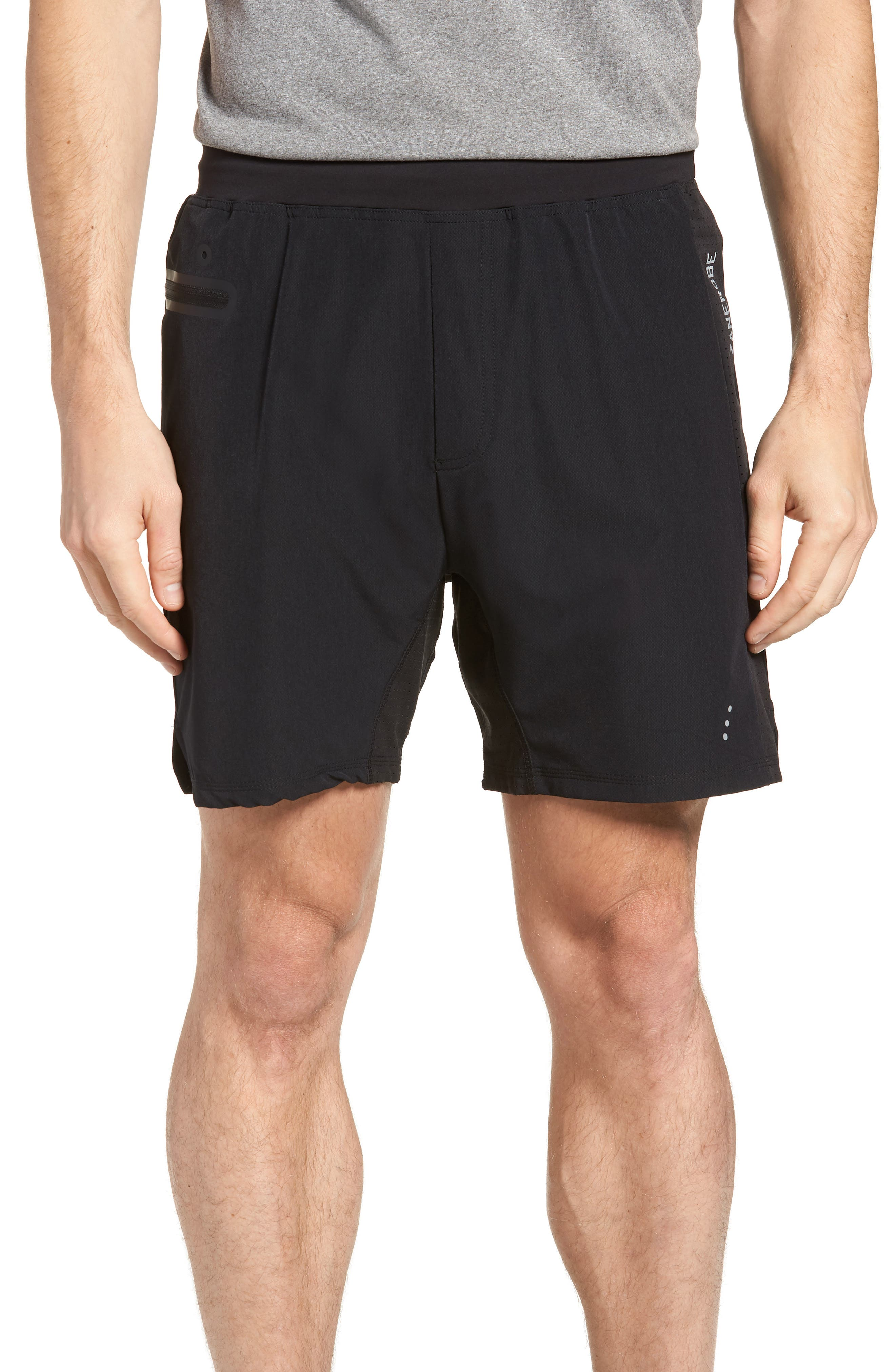 ZANEROBE Type 1 Shorts,                         Main,                         color, Black