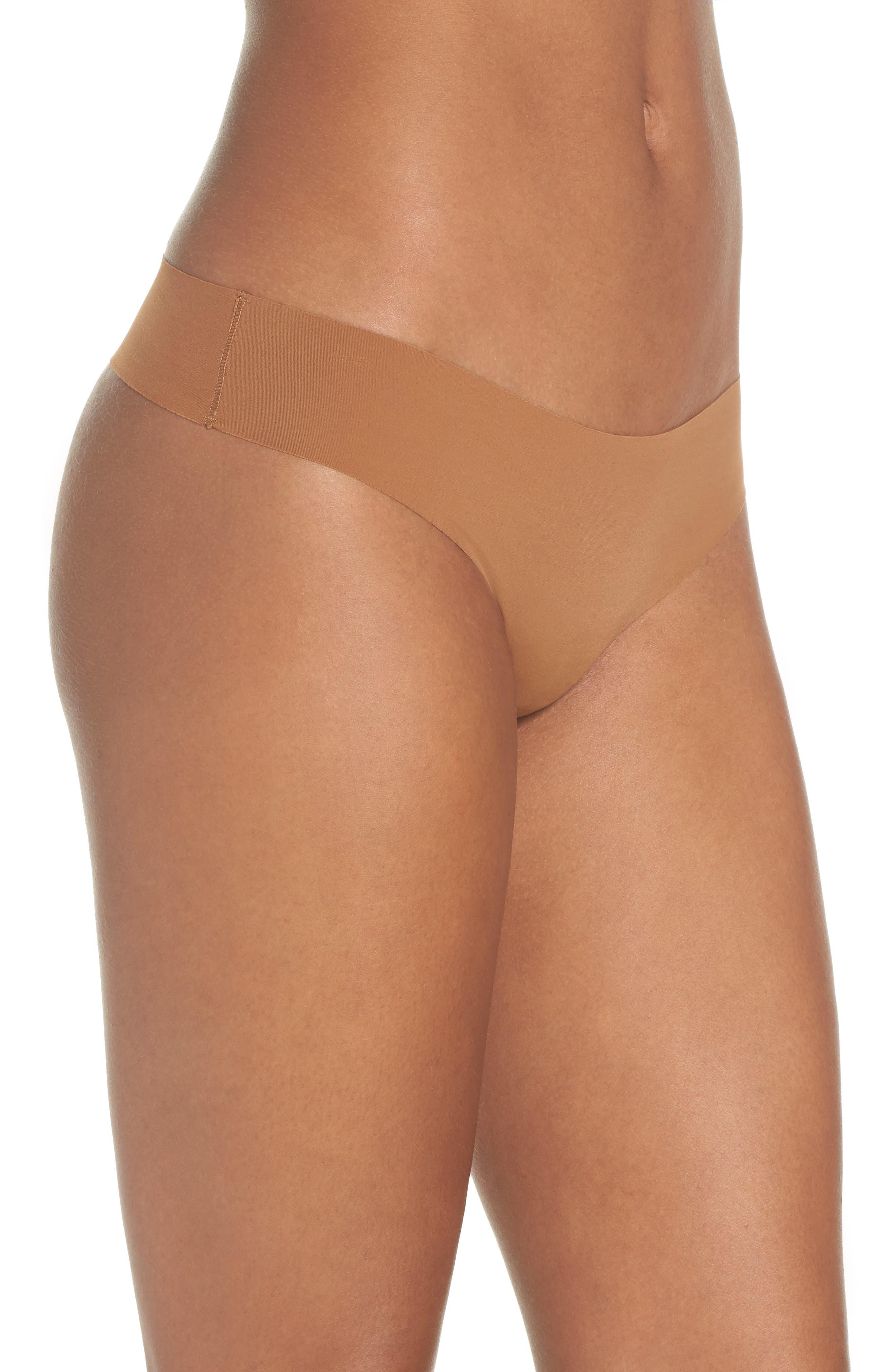 Alternate Image 3  - Nubian Skin Naked Perfect Thong