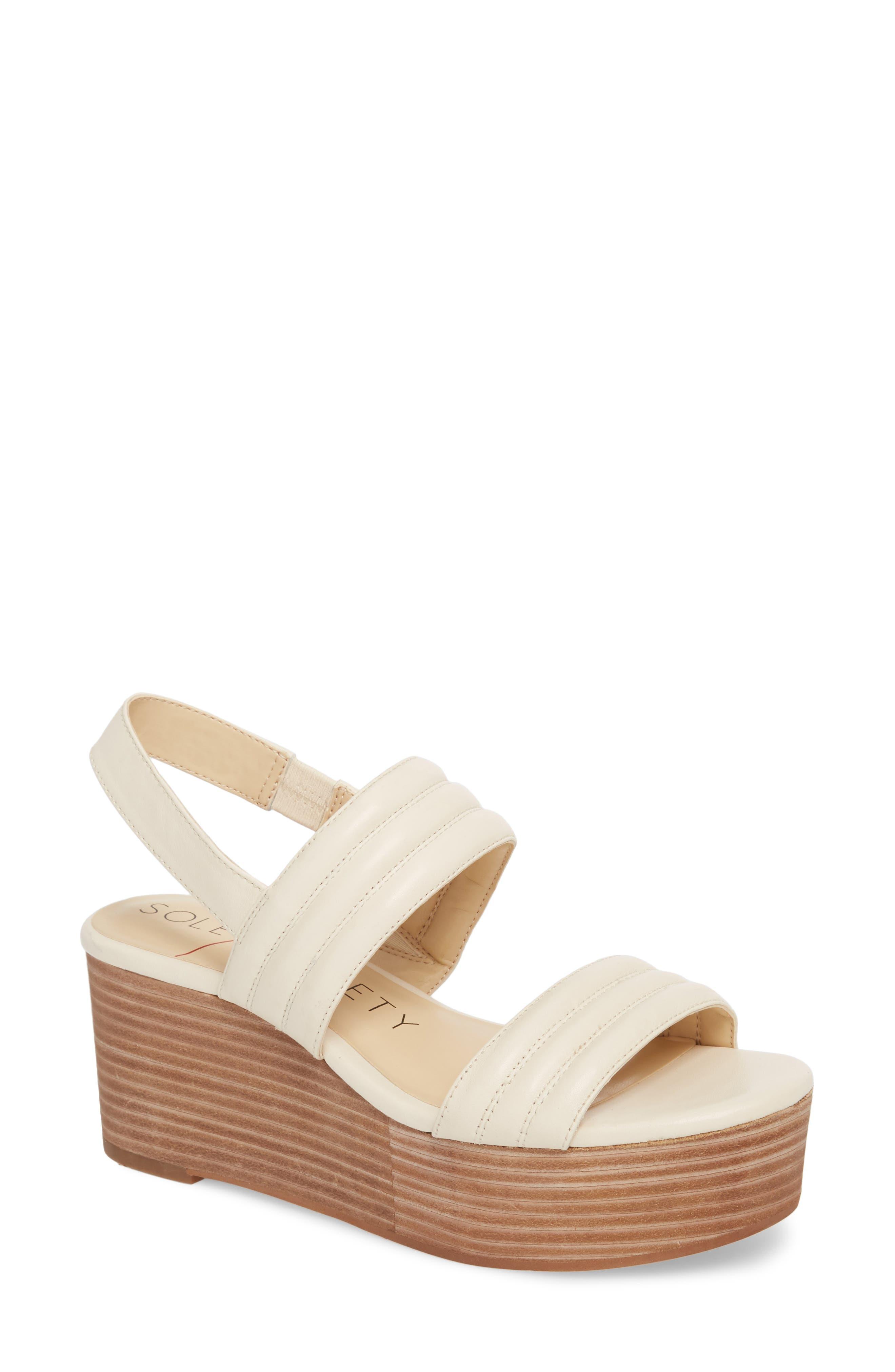 Sole Society Amberly Platform Sandal (Women)