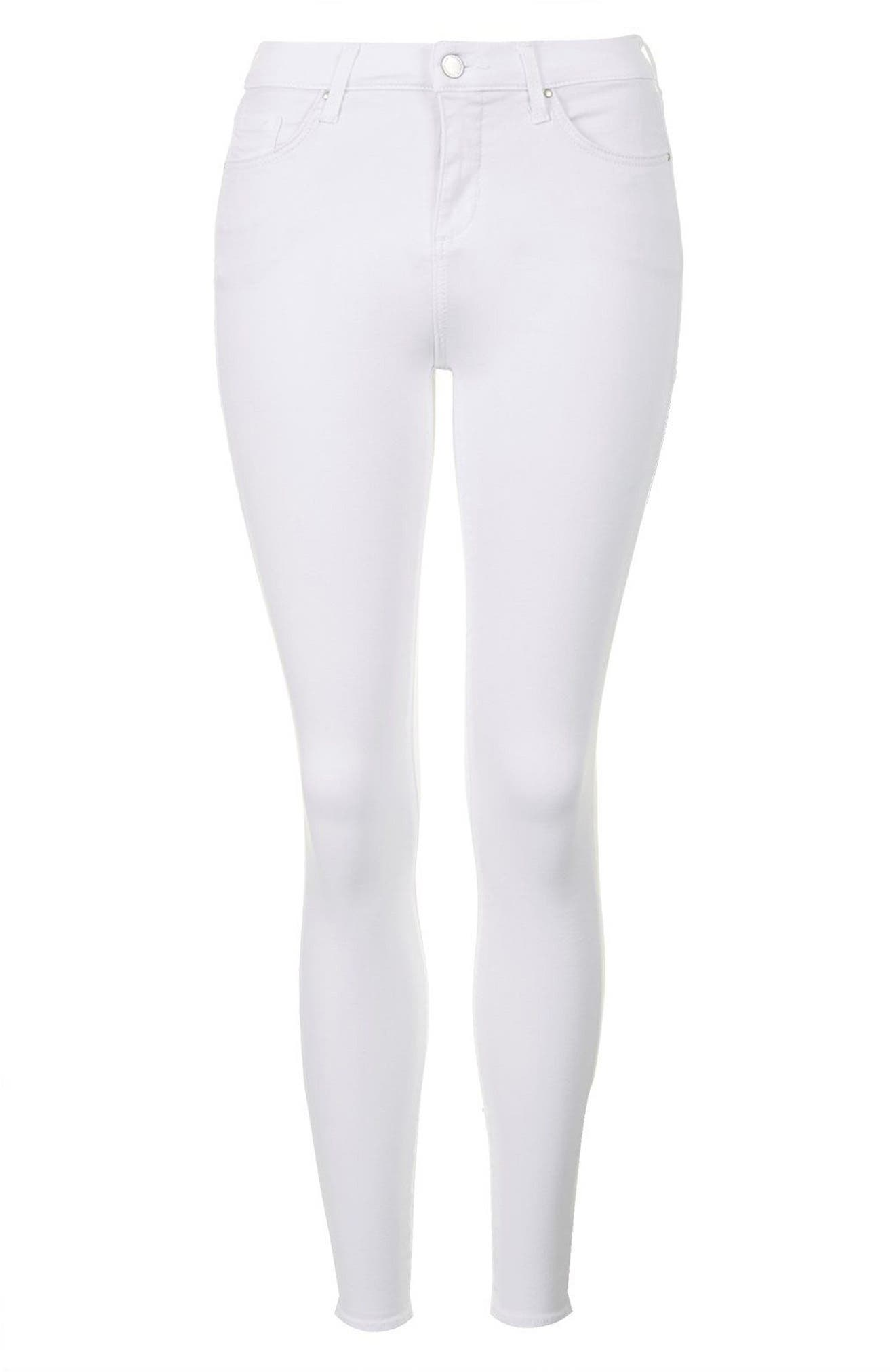 Alternate Image 5  - Topshop Leigh Jeans