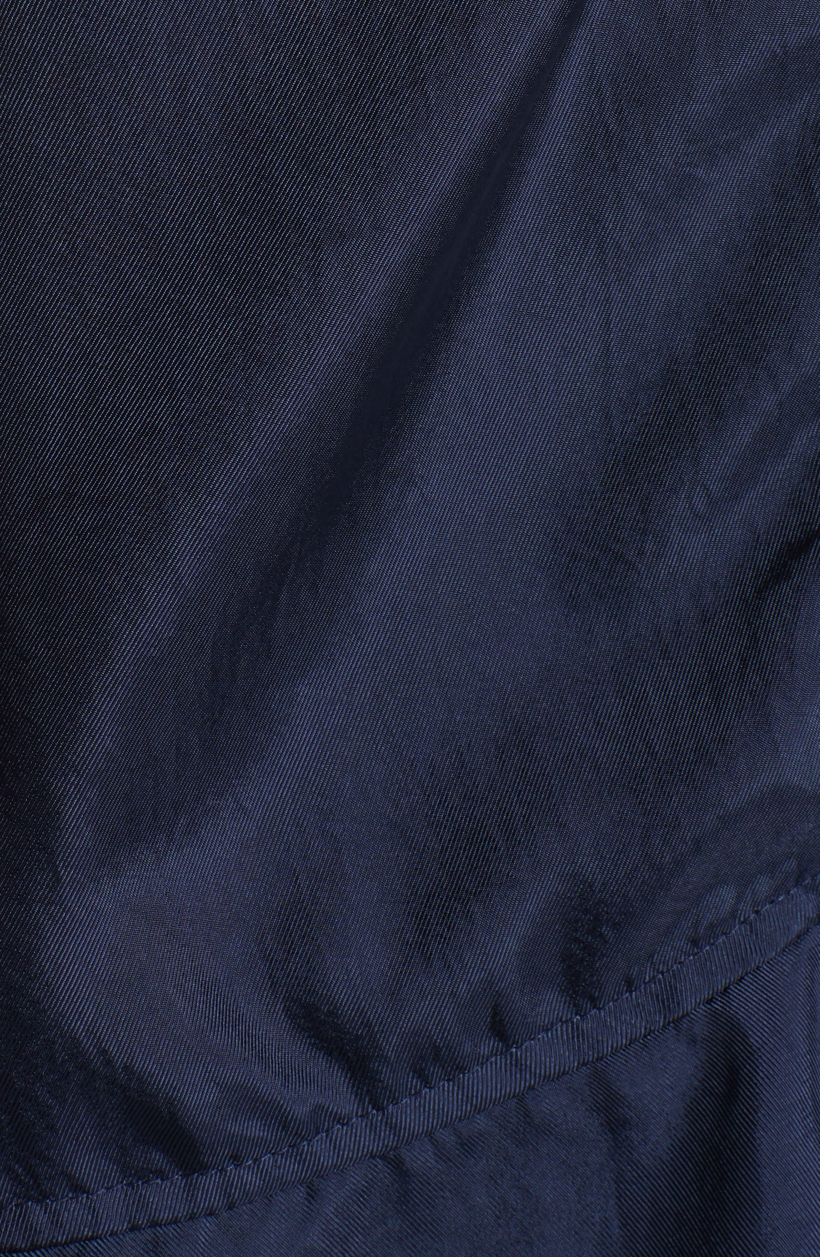 Asymmetrical Hem Camisole,                             Alternate thumbnail 6, color,                             Navy