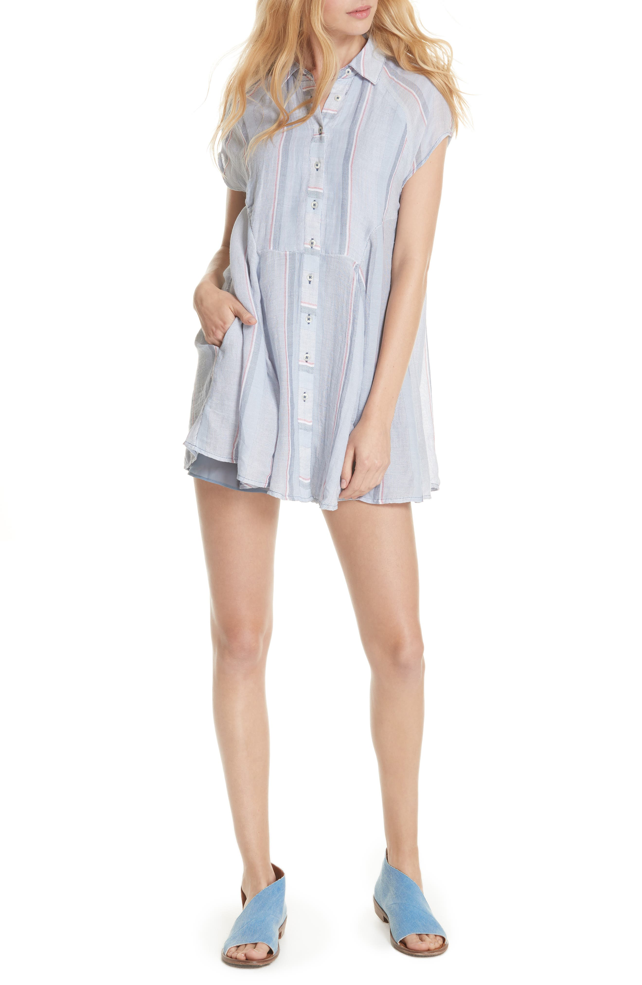 Free People New Spring Love Tunic
