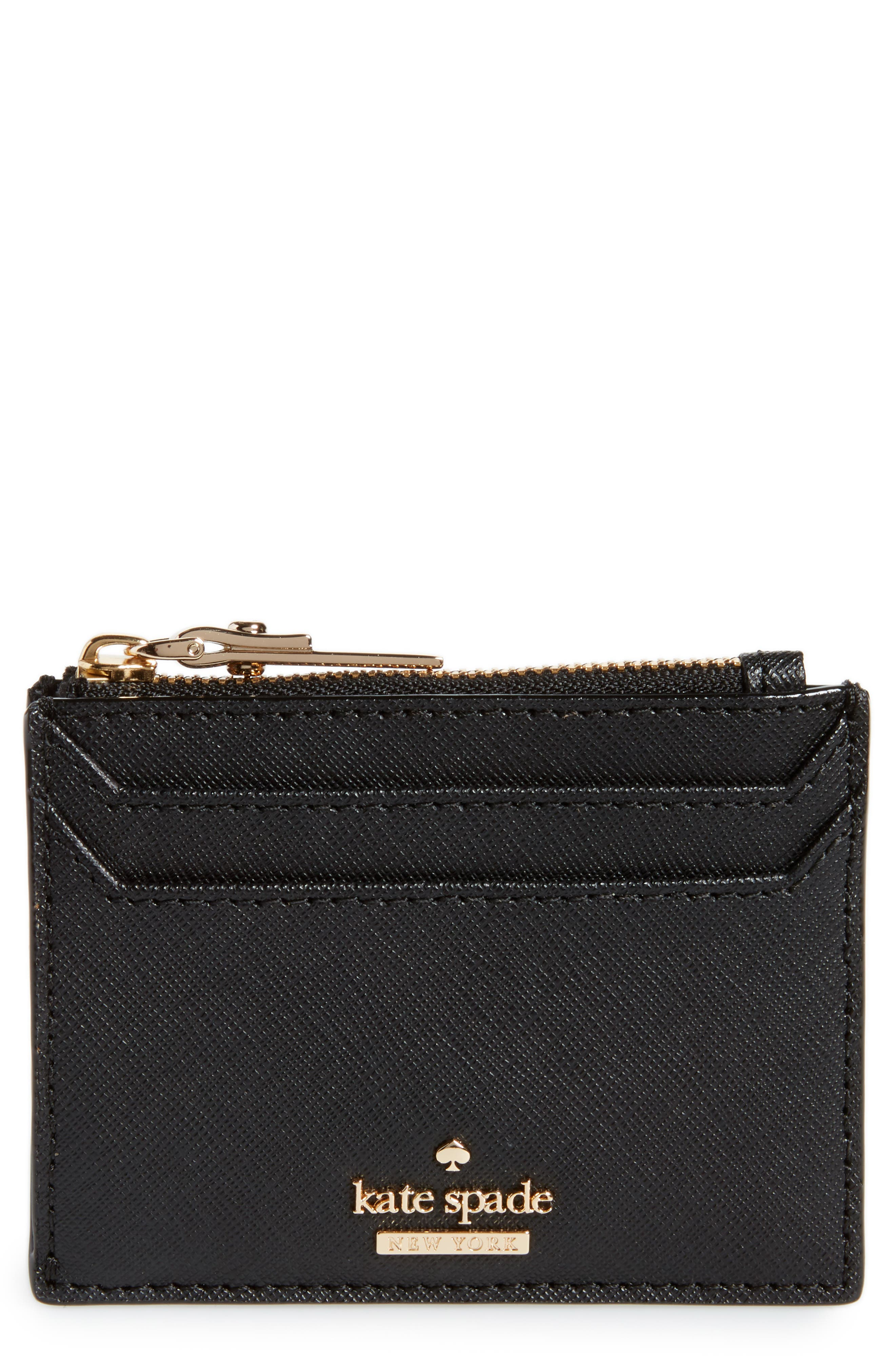 kate spade new york cameron street - lalena leather card case