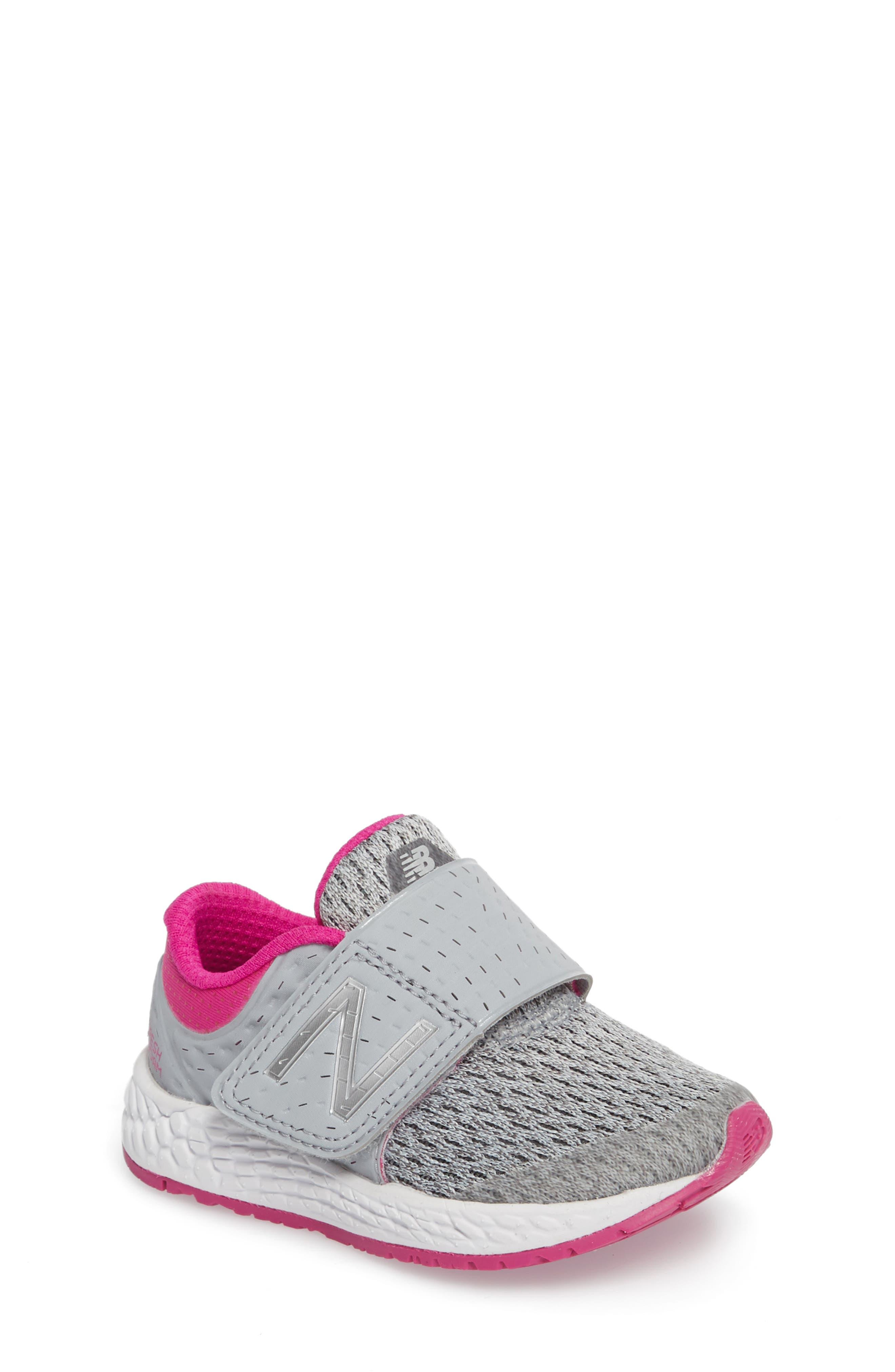 New Balance Fresh Foam Zante v4 Sneaker (Baby, Walker, Toddler, Little Kid & Big Kid)