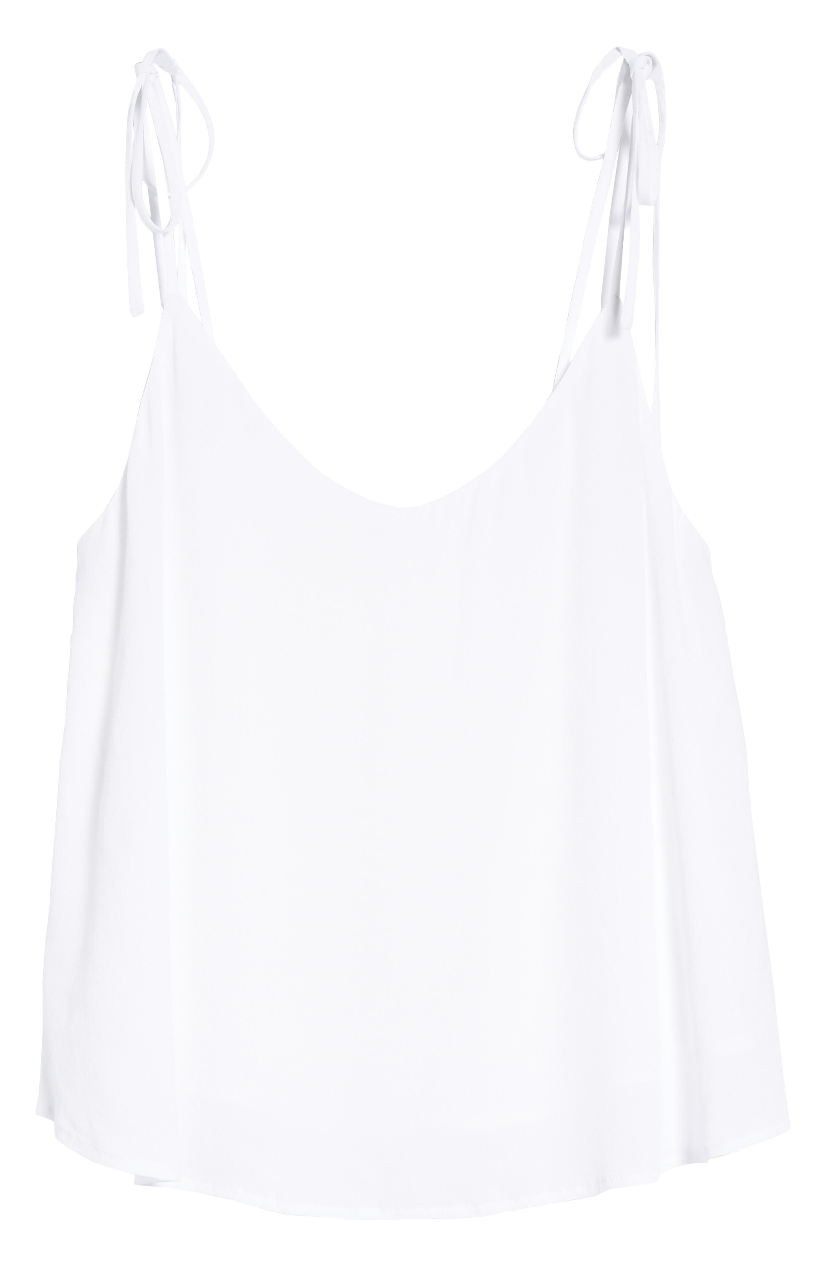 Camisole,                             Alternate thumbnail 7, color,                             Ivory
