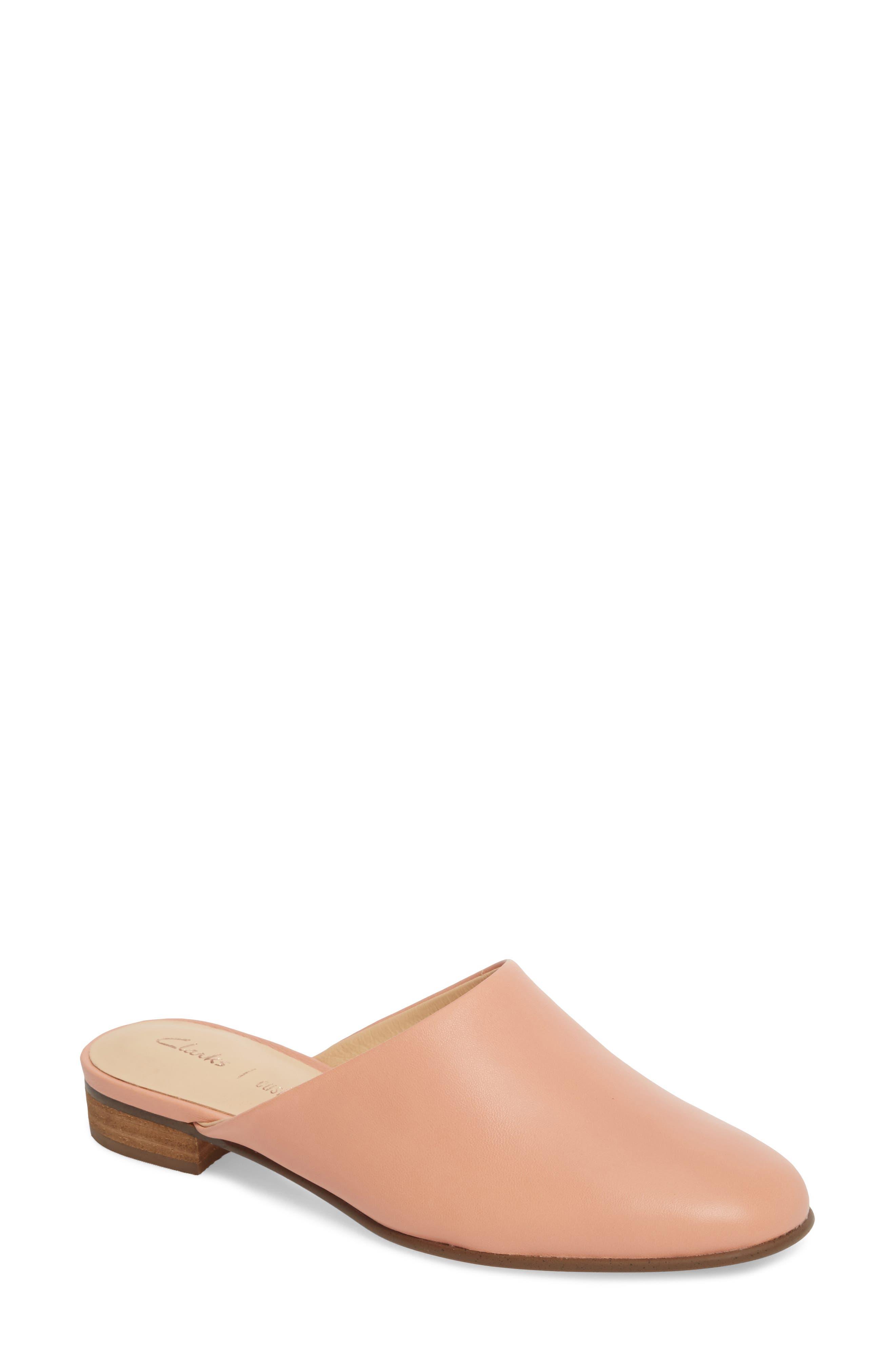 Clarks® Pure Blush Mule (Women)