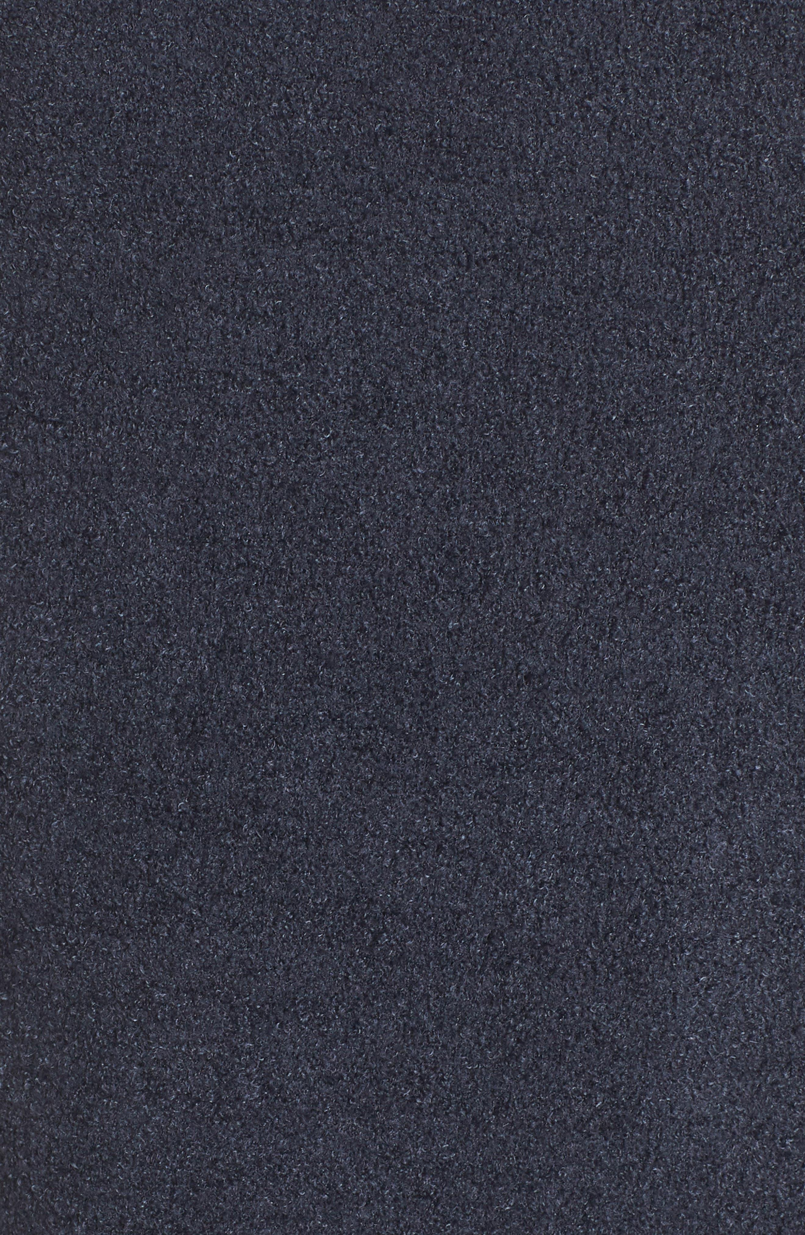 Cozychic Lite<sup>®</sup> Coastal Hooded Cardigan,                             Alternate thumbnail 5, color,                             Indigo/ Indigo-Stone