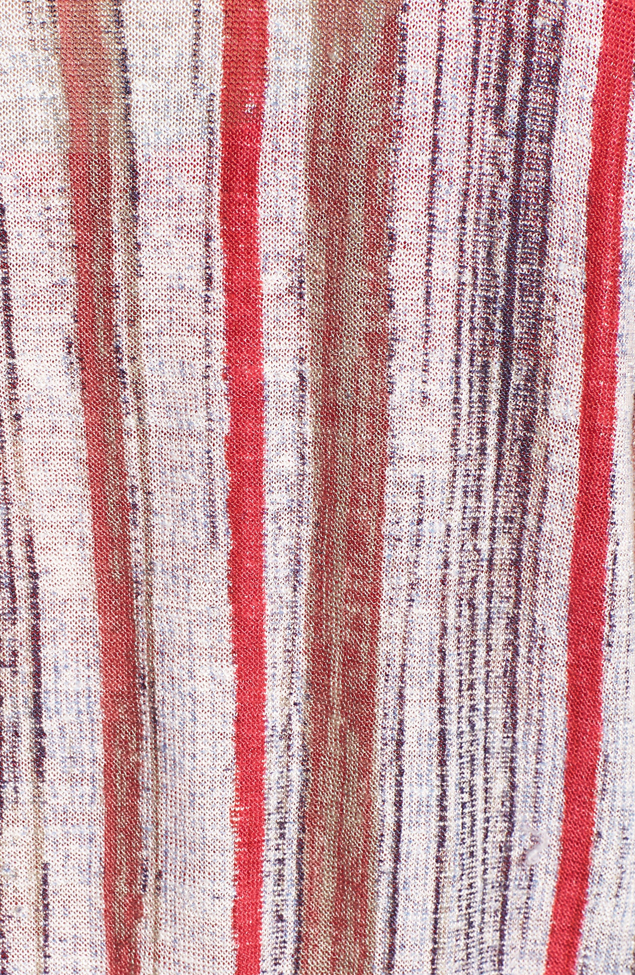 Painted Desert Cardigan,                             Alternate thumbnail 5, color,                             Multi