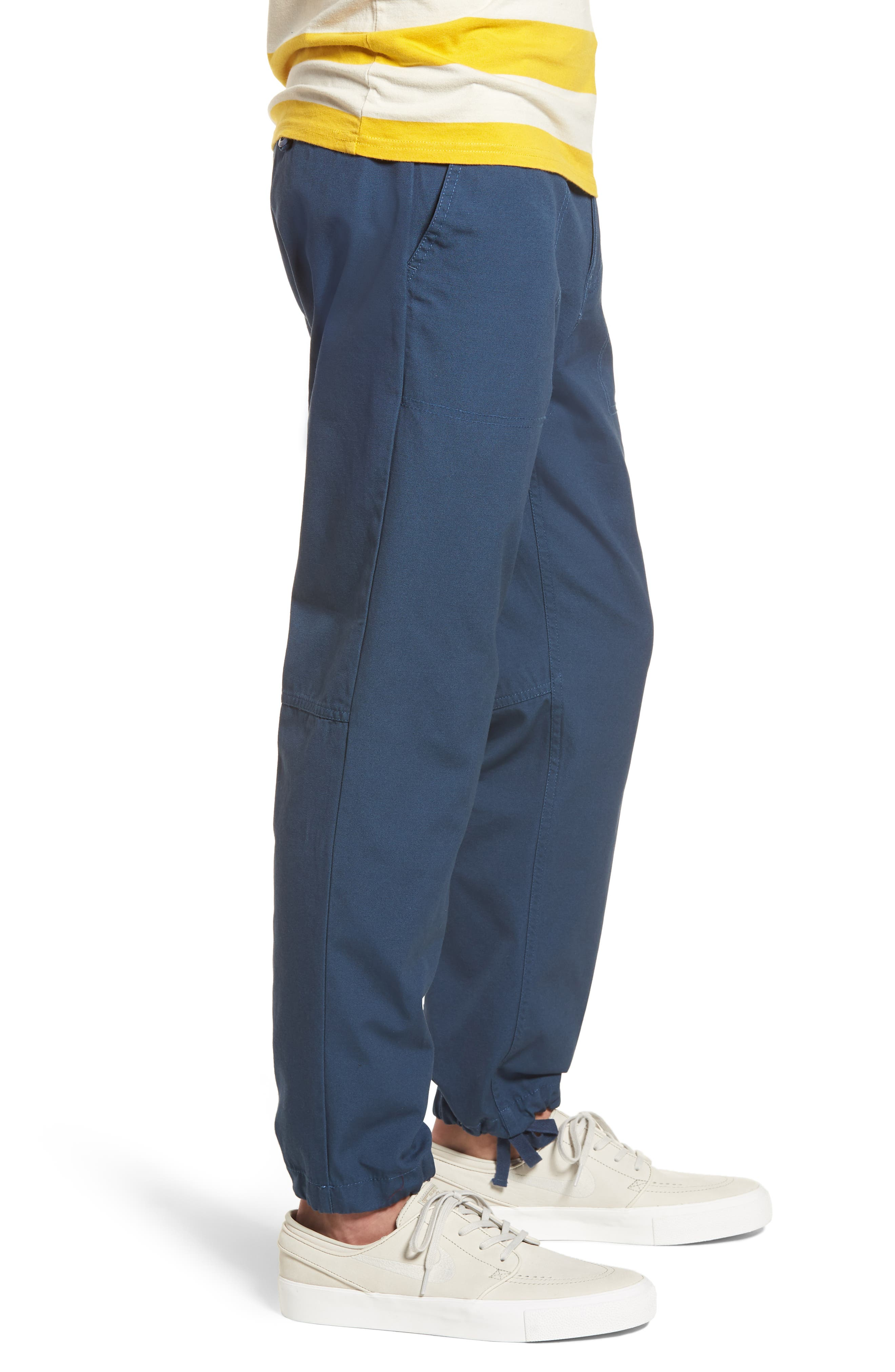 Ambush Straight Leg Pants,                             Alternate thumbnail 3, color,                             True Blue