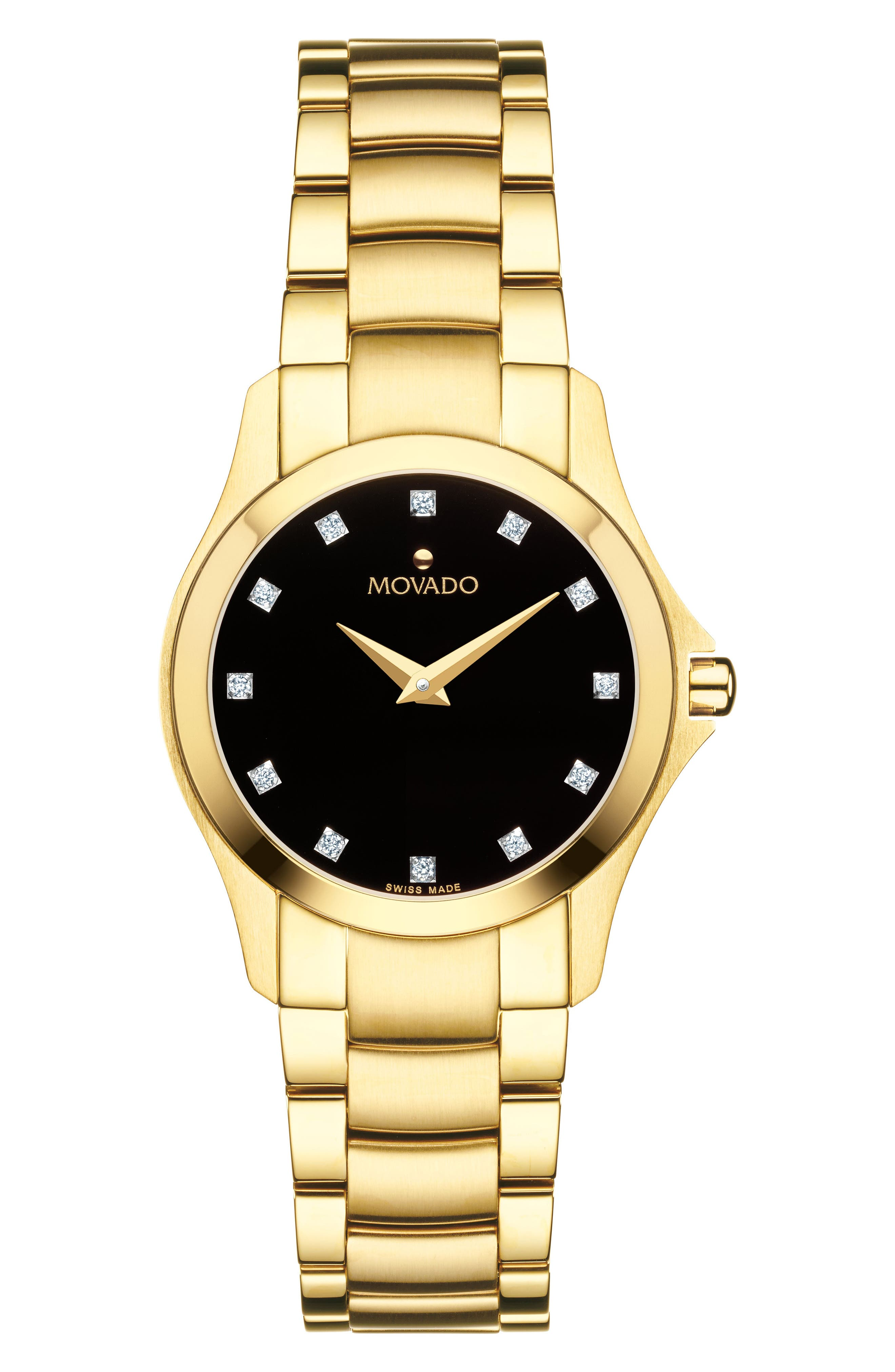 Movado Masino Bracelet Watch, 23mm