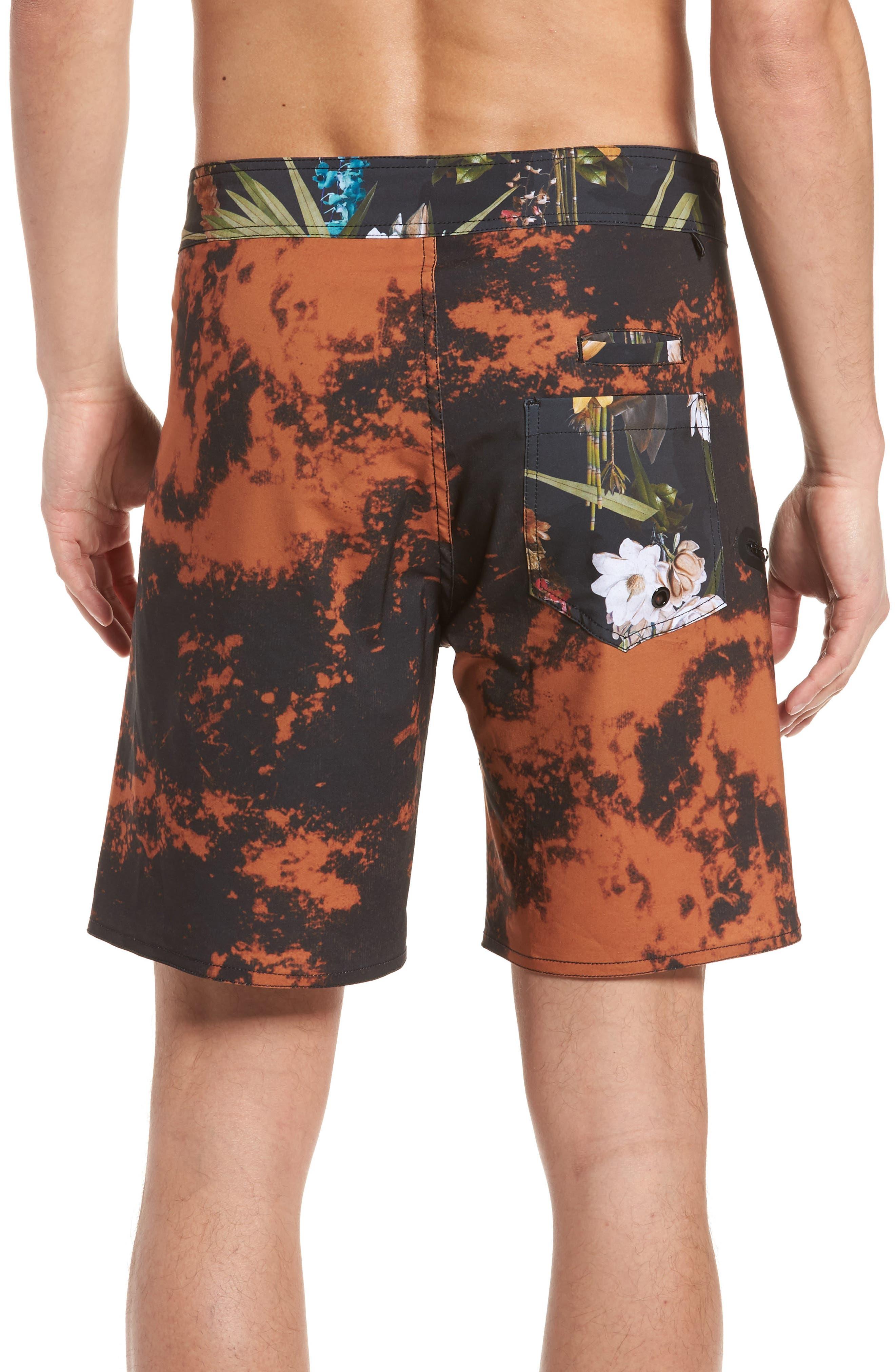 Tandem Swim Shorts,                             Alternate thumbnail 2, color,                             Black