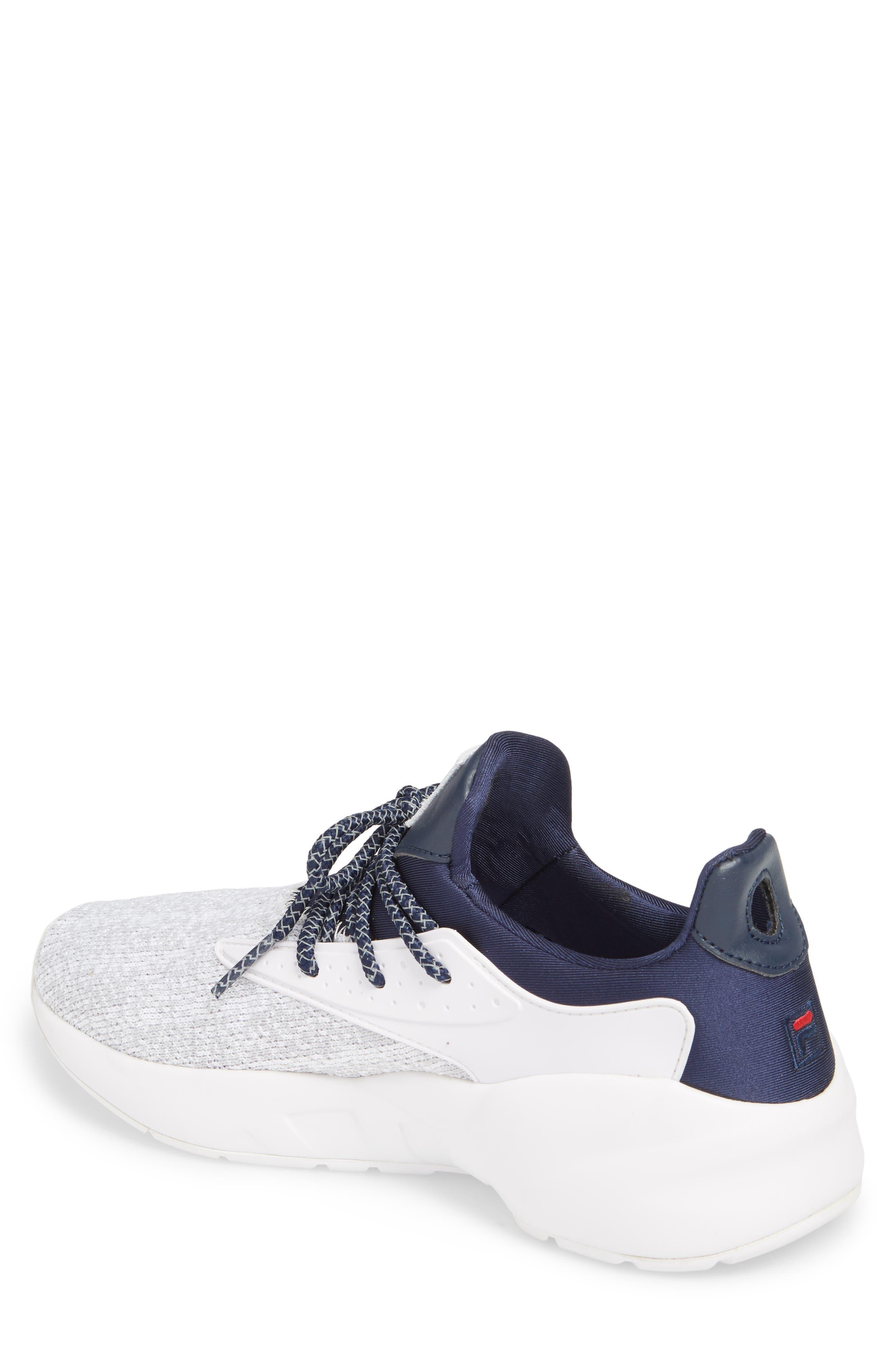 Mindbreaker 2.0 Sneaker,                             Alternate thumbnail 2, color,                             White/ Navy/ Red