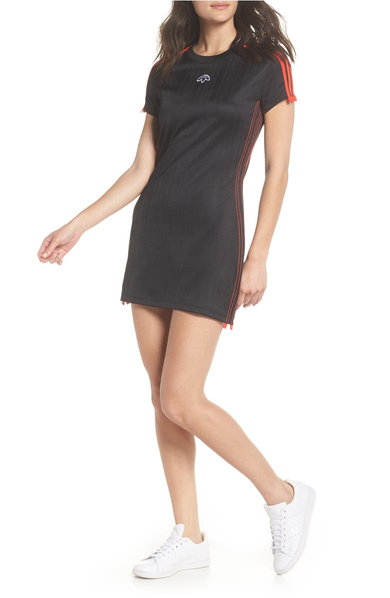 Shoptagr T Shirt Dress By Adidas By Alexander Wang