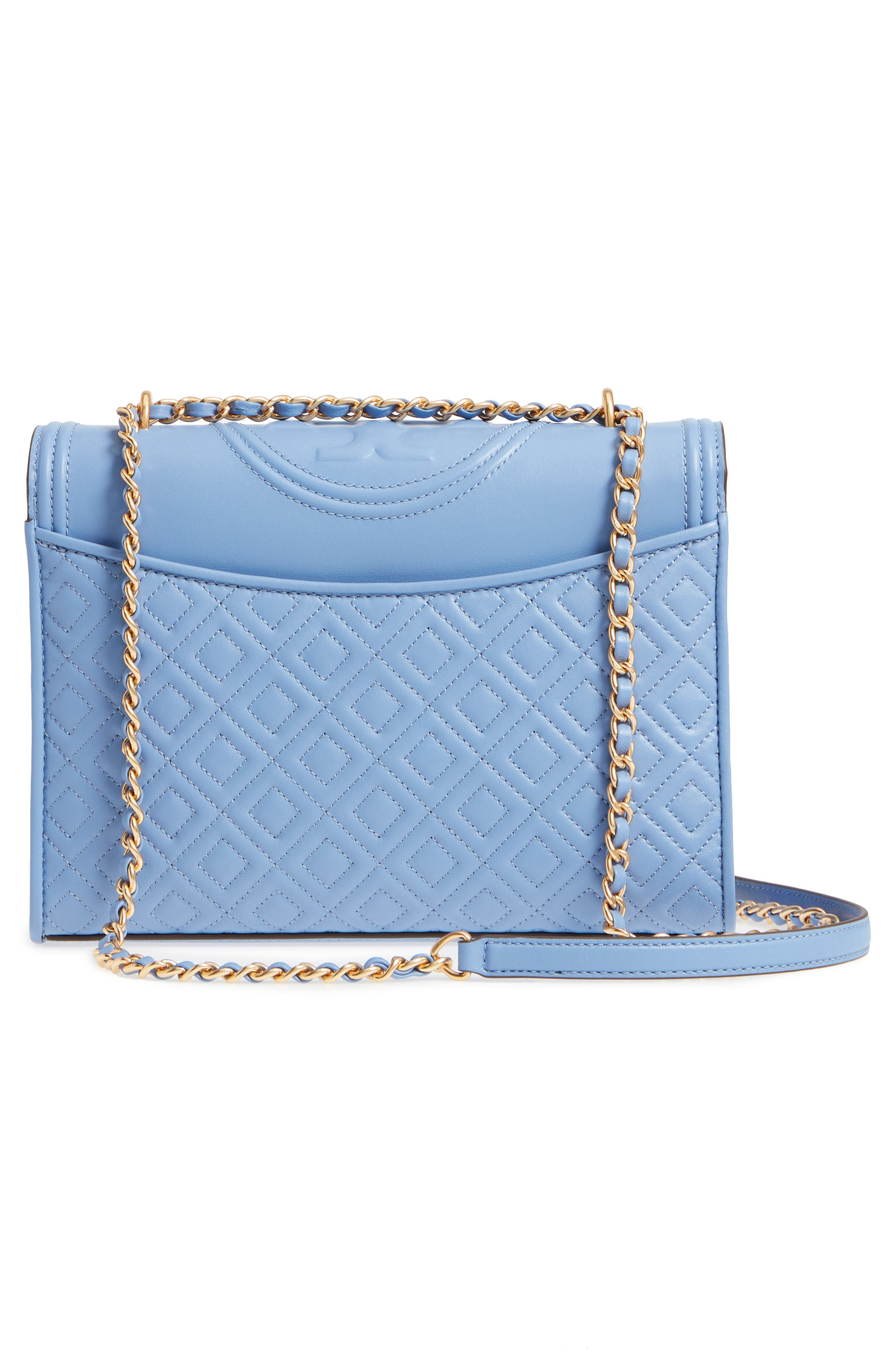 Alternate Image 3  - Tory Burch Fleming Leather Convertible Shoulder Bag