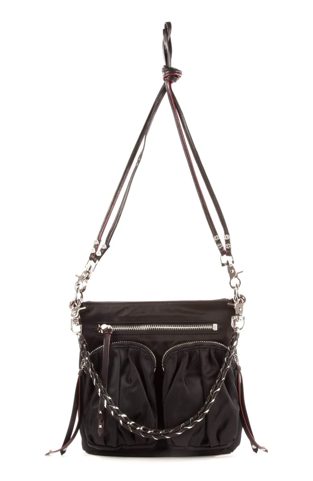 Alternate Image 1 Selected - MZ Wallace 'Sophie' Nylon Shoulder Bag