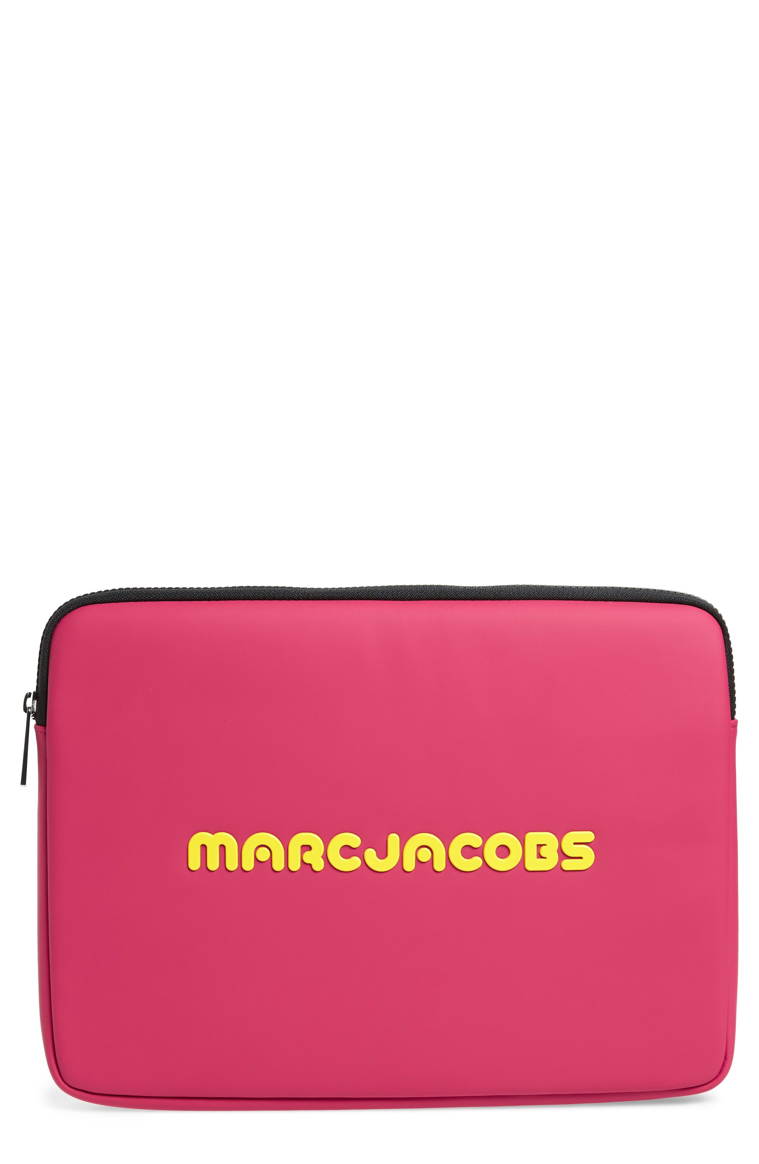 MARC JACOBS Logo 13-Inch Computer Case