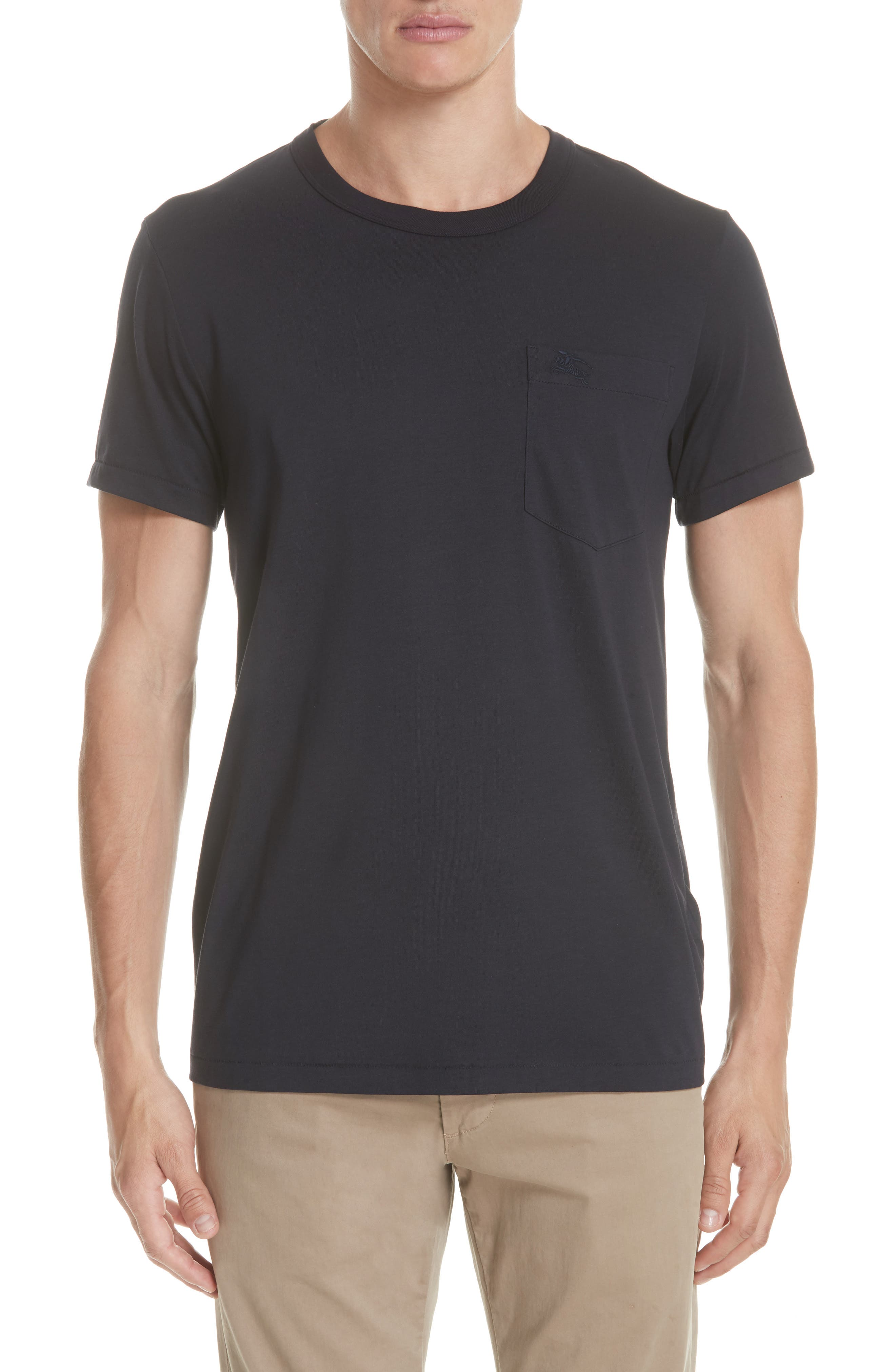 Henton T-Shirt,                         Main,                         color, Navy
