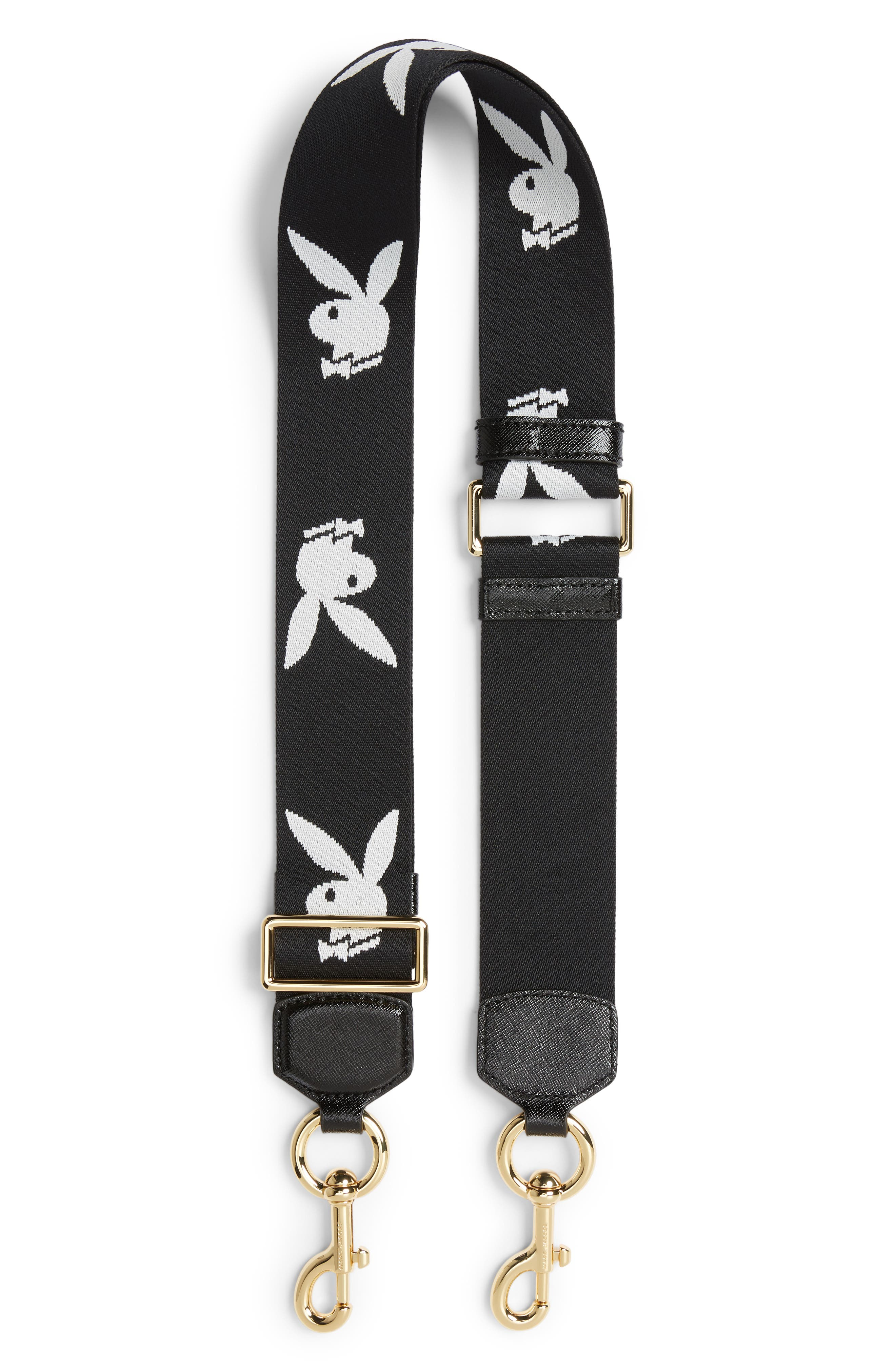 MARC JACOBS Playboy Guitar Bag Strap