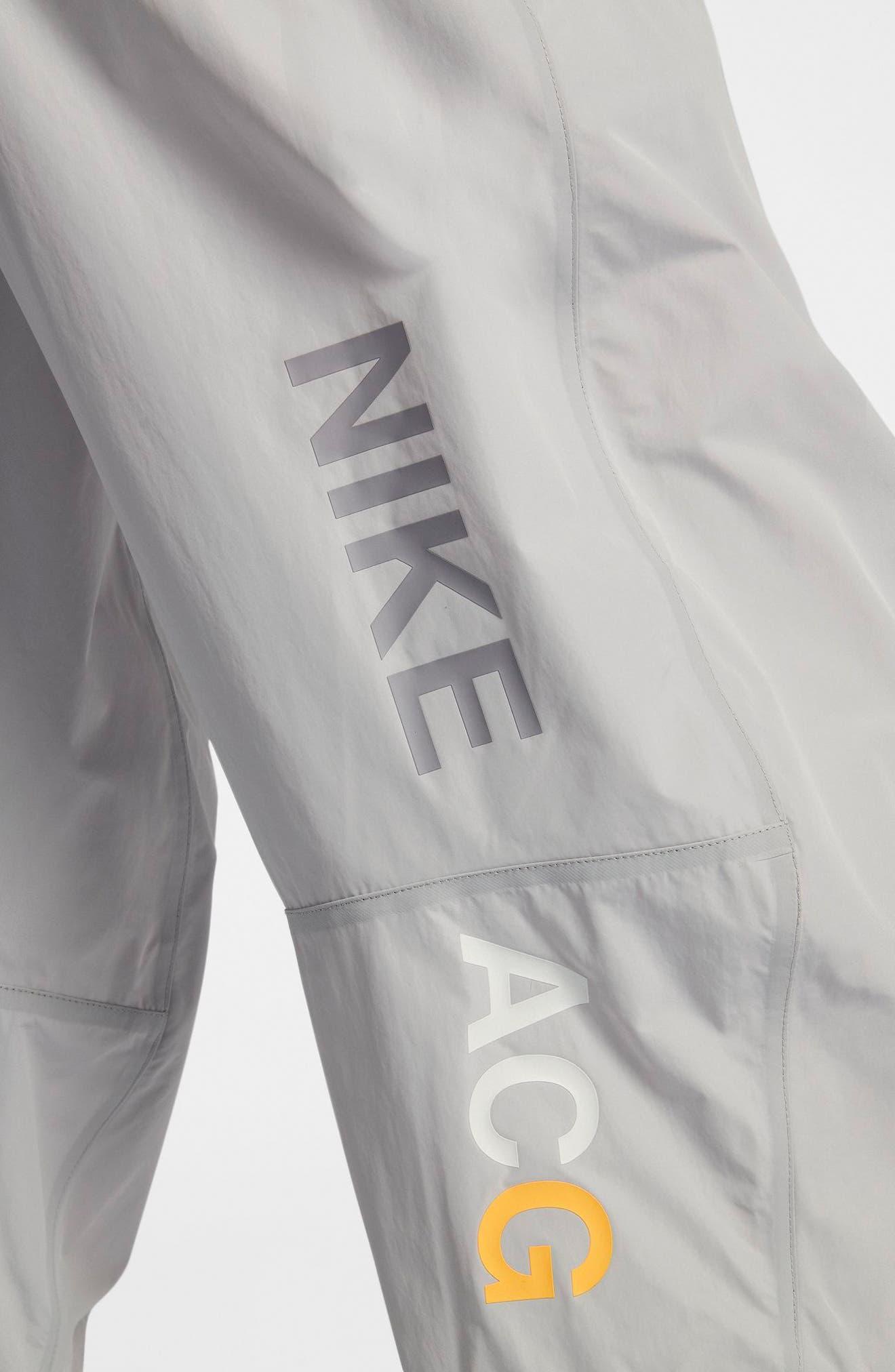 NikeLab ACG Women's Cargo Pants,                             Alternate thumbnail 5, color,                             Vast Grey