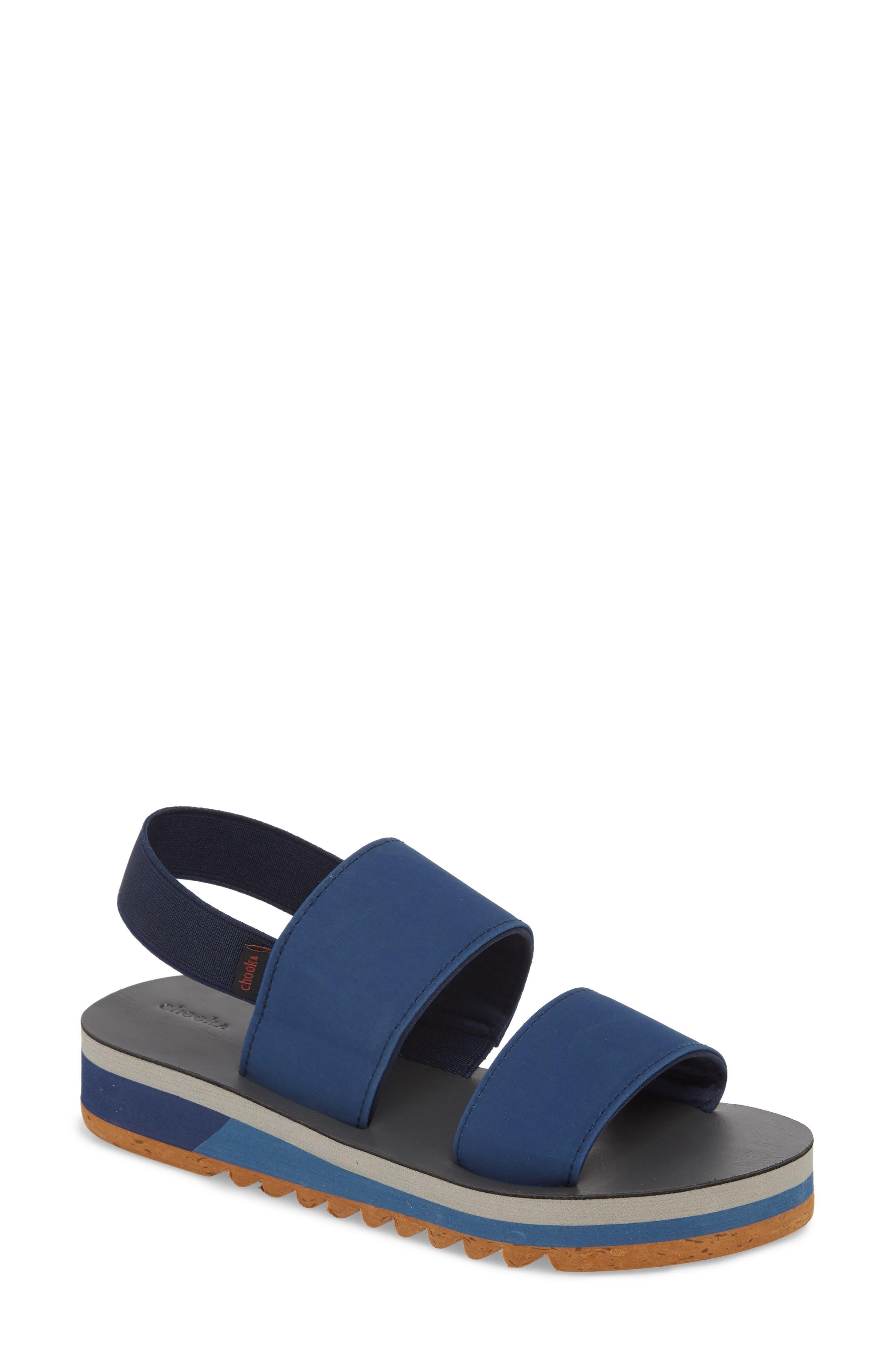 Chooka Flatform Sandal (Women)