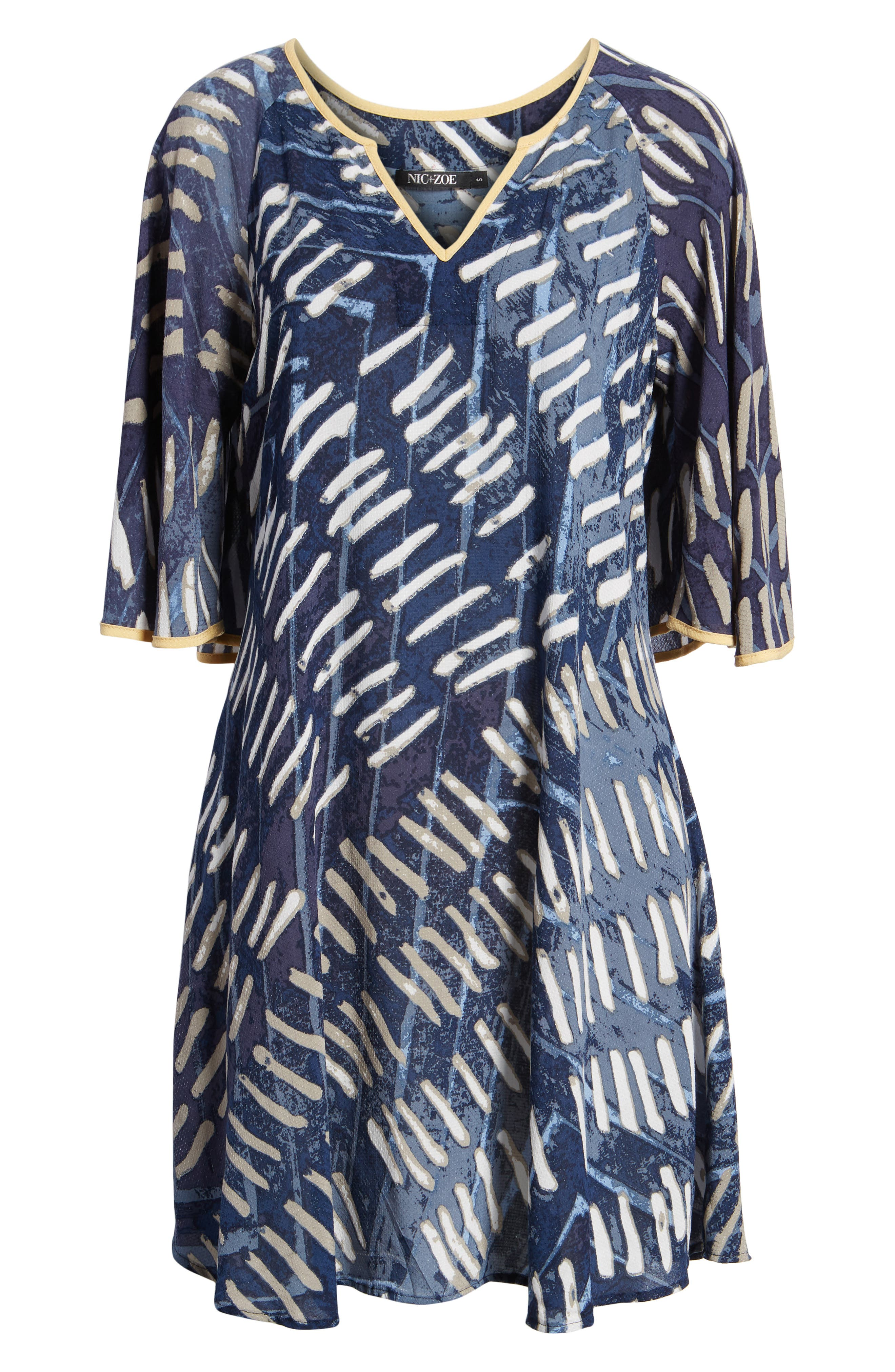 Nights In the Mojave Dress,                             Alternate thumbnail 7, color,                             Multi