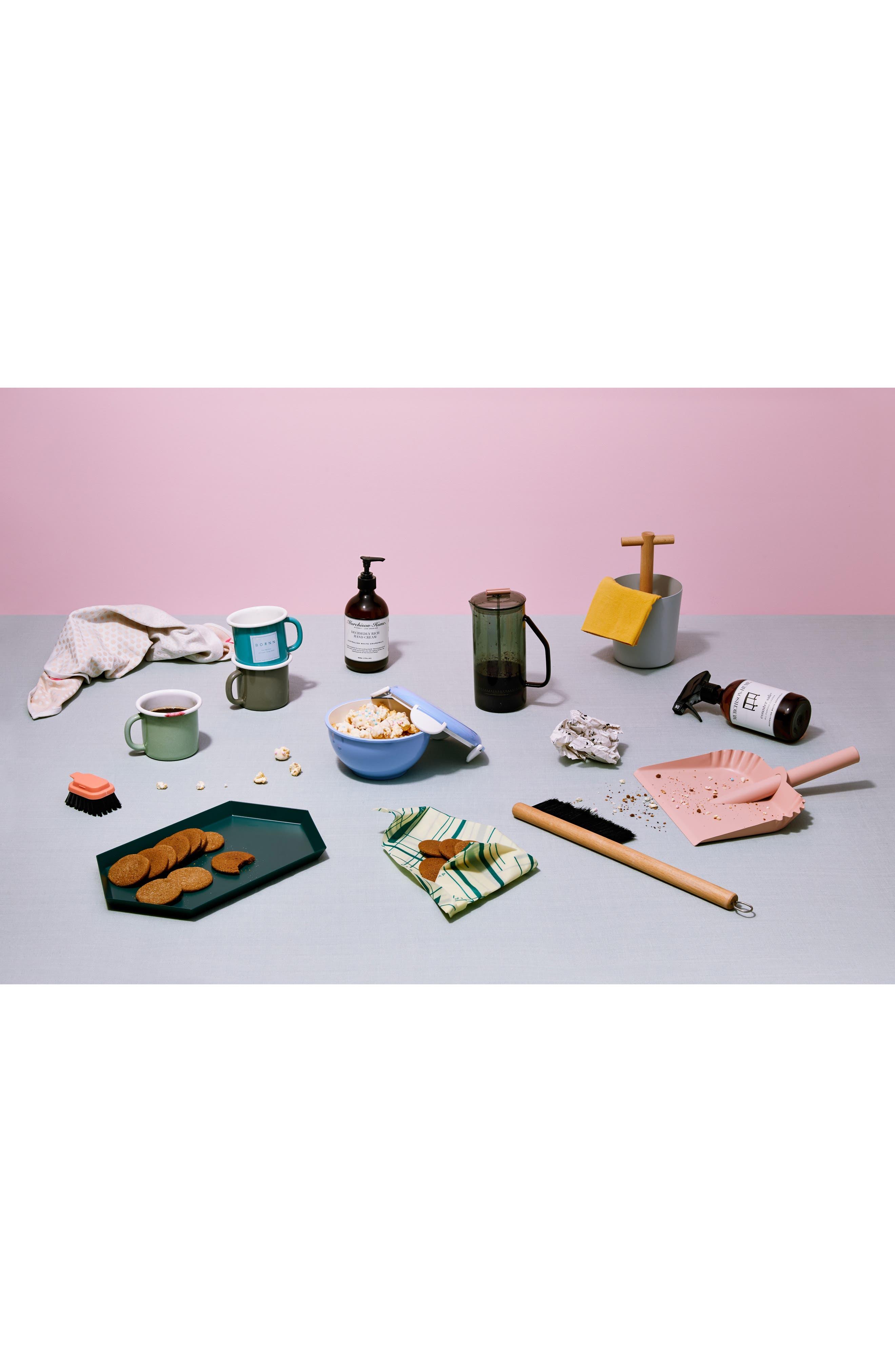 Richman Dustpan & Brush Set,                             Alternate thumbnail 4, color,                             Pink