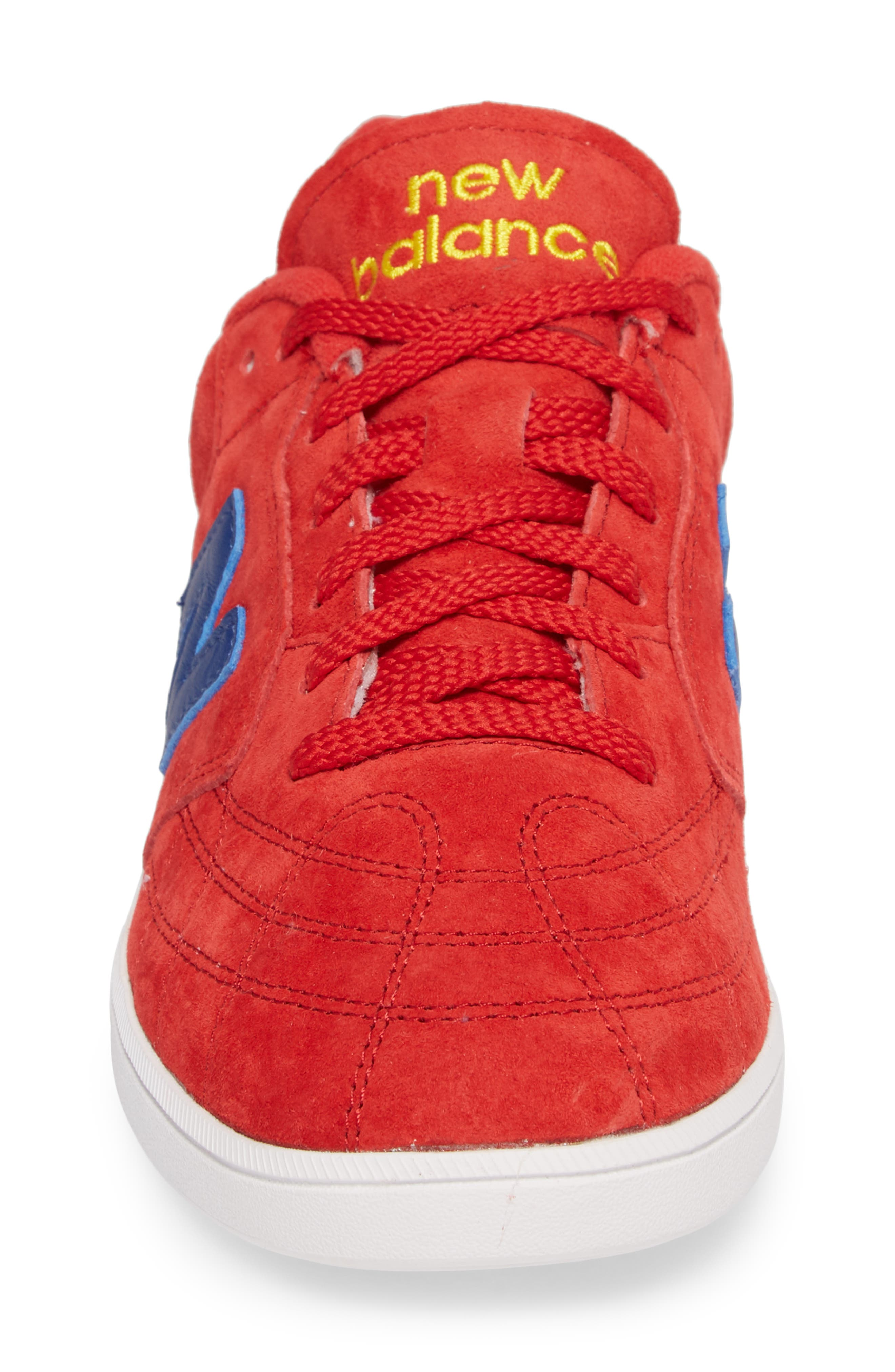 Epic Trainer Sneaker,                             Alternate thumbnail 4, color,                             Red