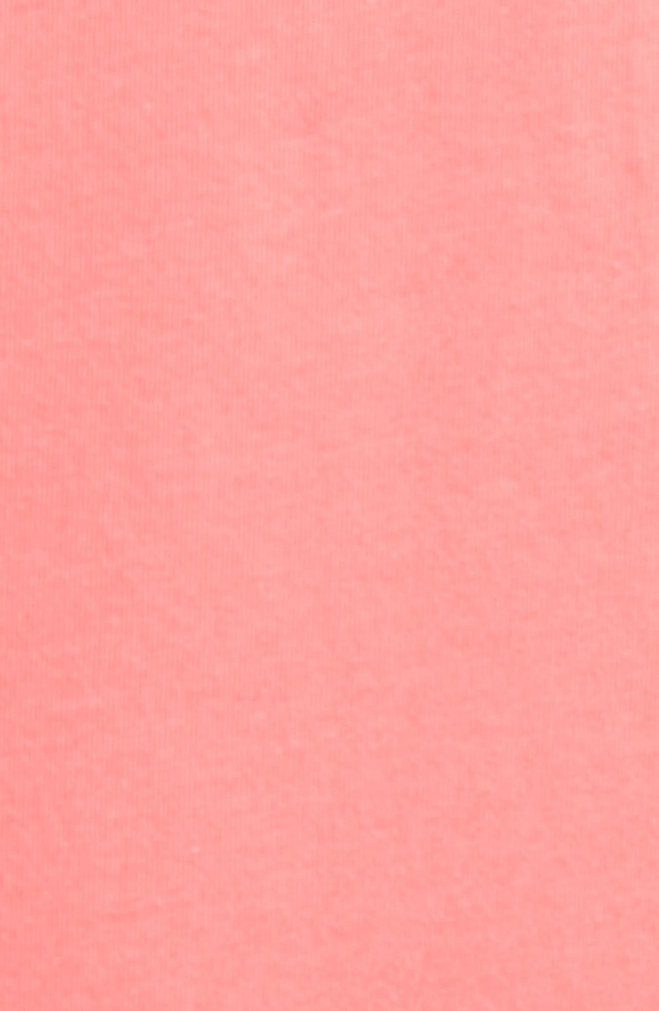 Vineyard Hook Regular Fit Crewneck T-Shirt,                             Alternate thumbnail 5, color,                             Jetty Red