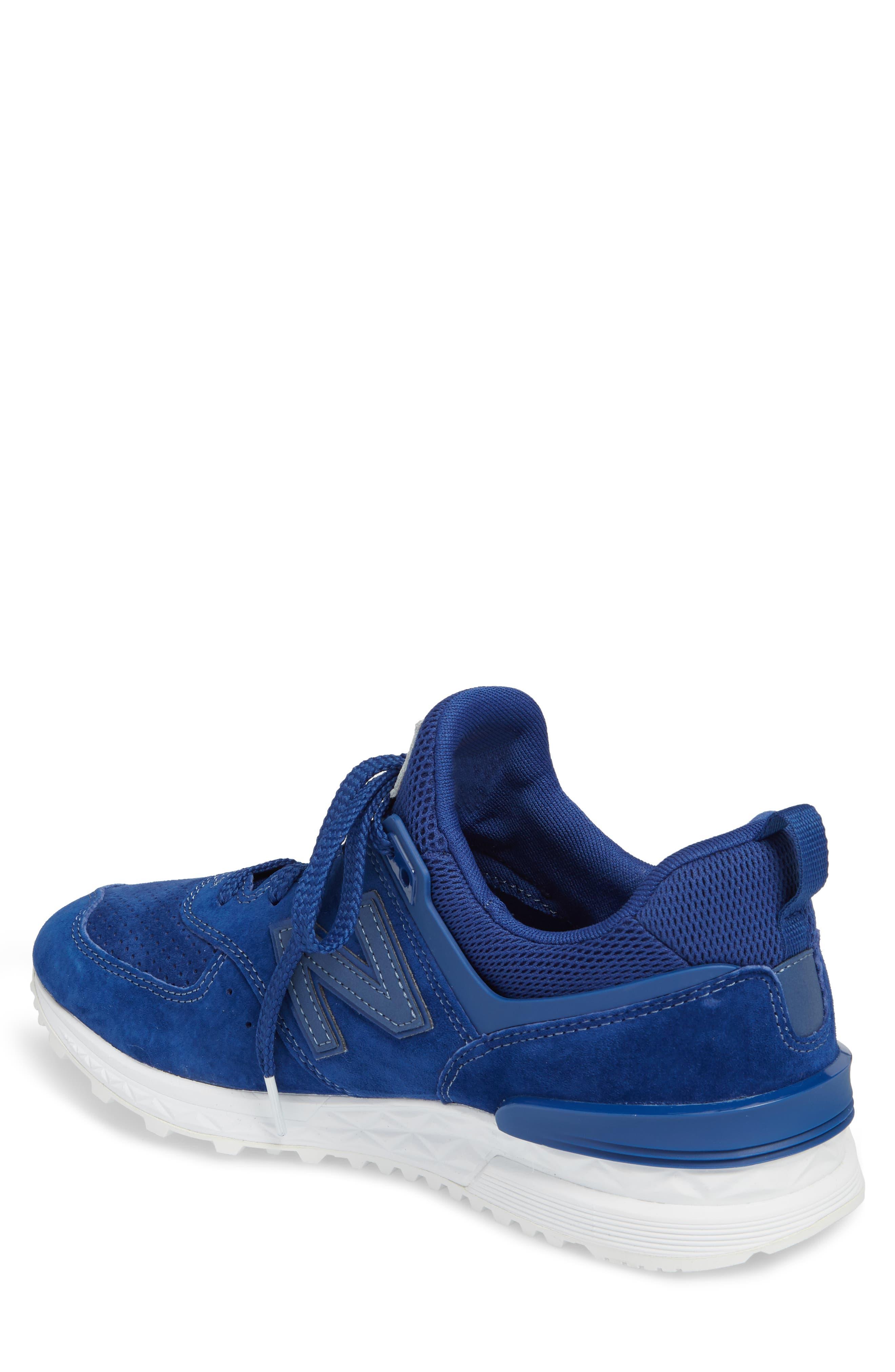 574 Sport Sneaker,                             Alternate thumbnail 2, color,                             Atlantic