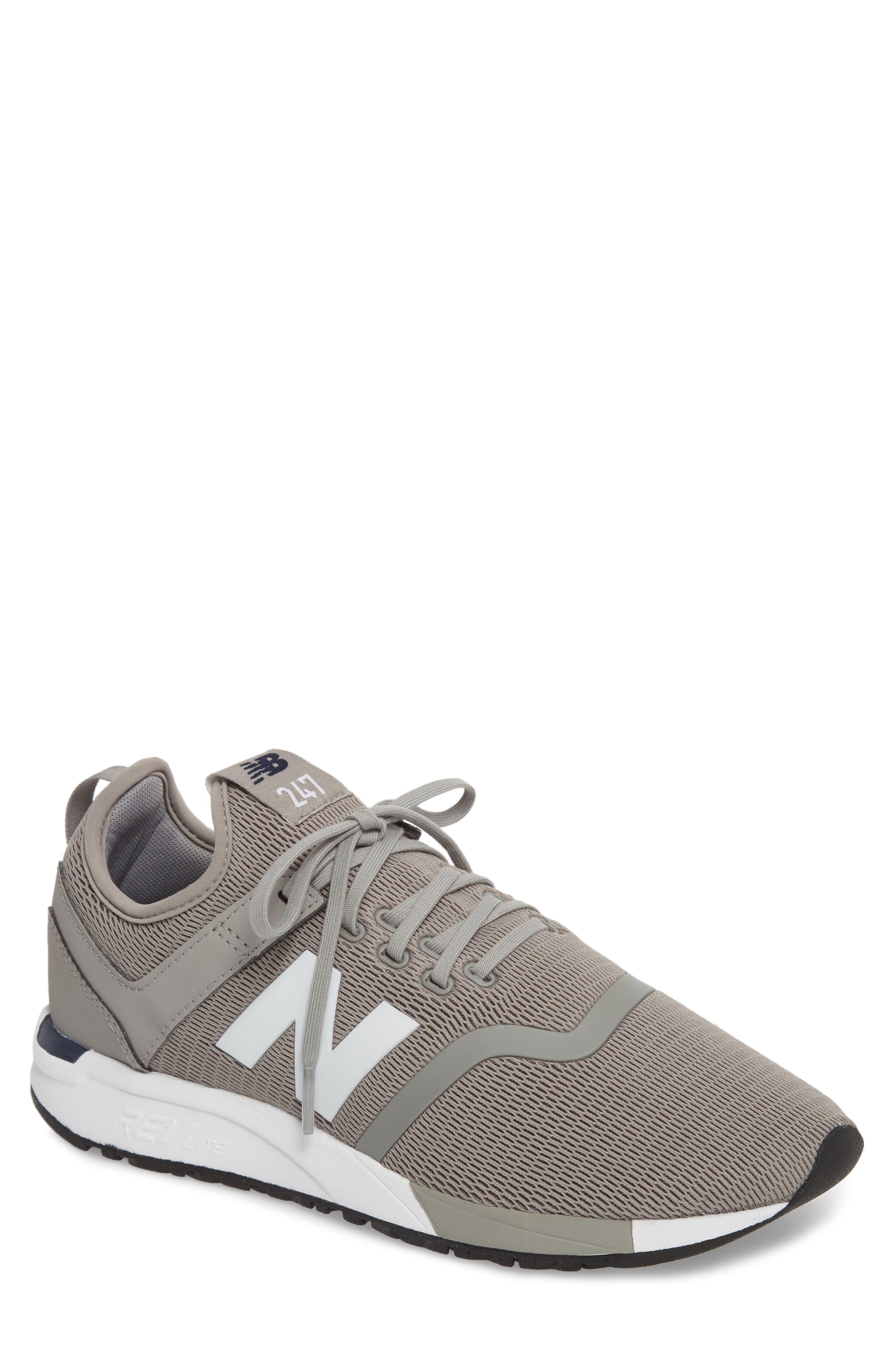 247 Sneaker,                         Main,                         color, Steel