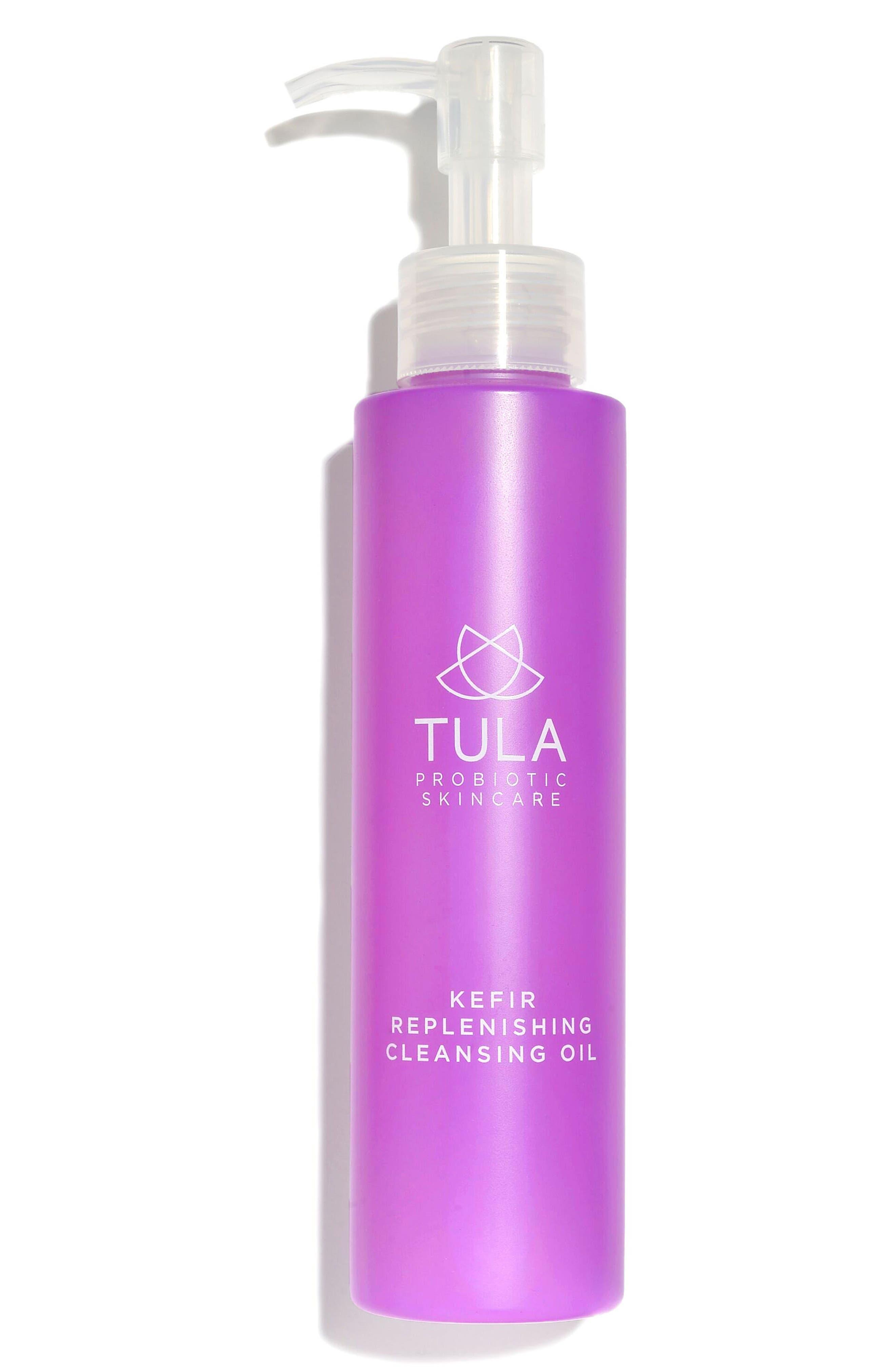 Tula Probiotic Skincare Kefir Replenishing Cleansing Oil