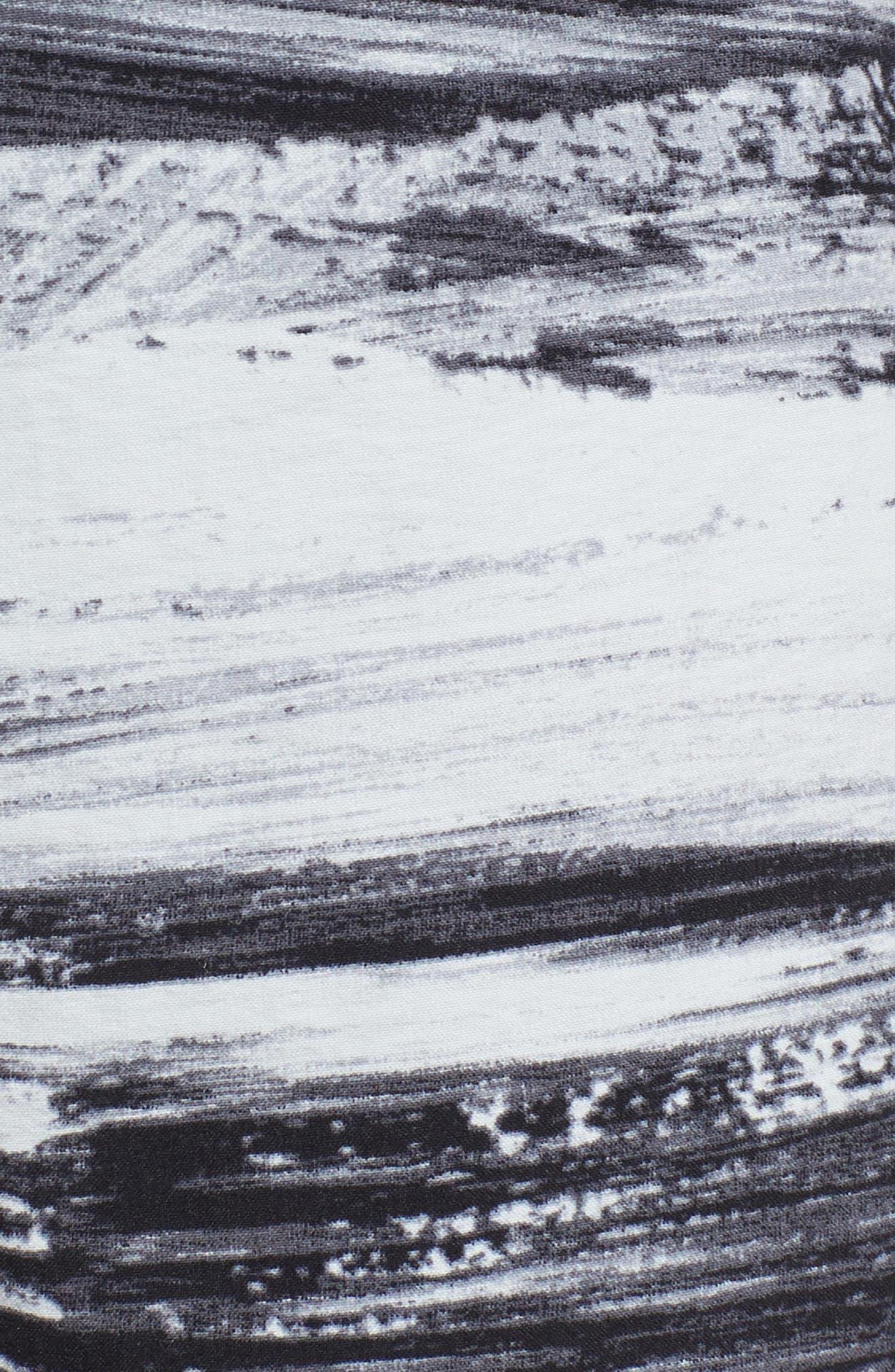 NSW Franchise GX1 Shorts,                             Alternate thumbnail 4, color,                             Black/ Black