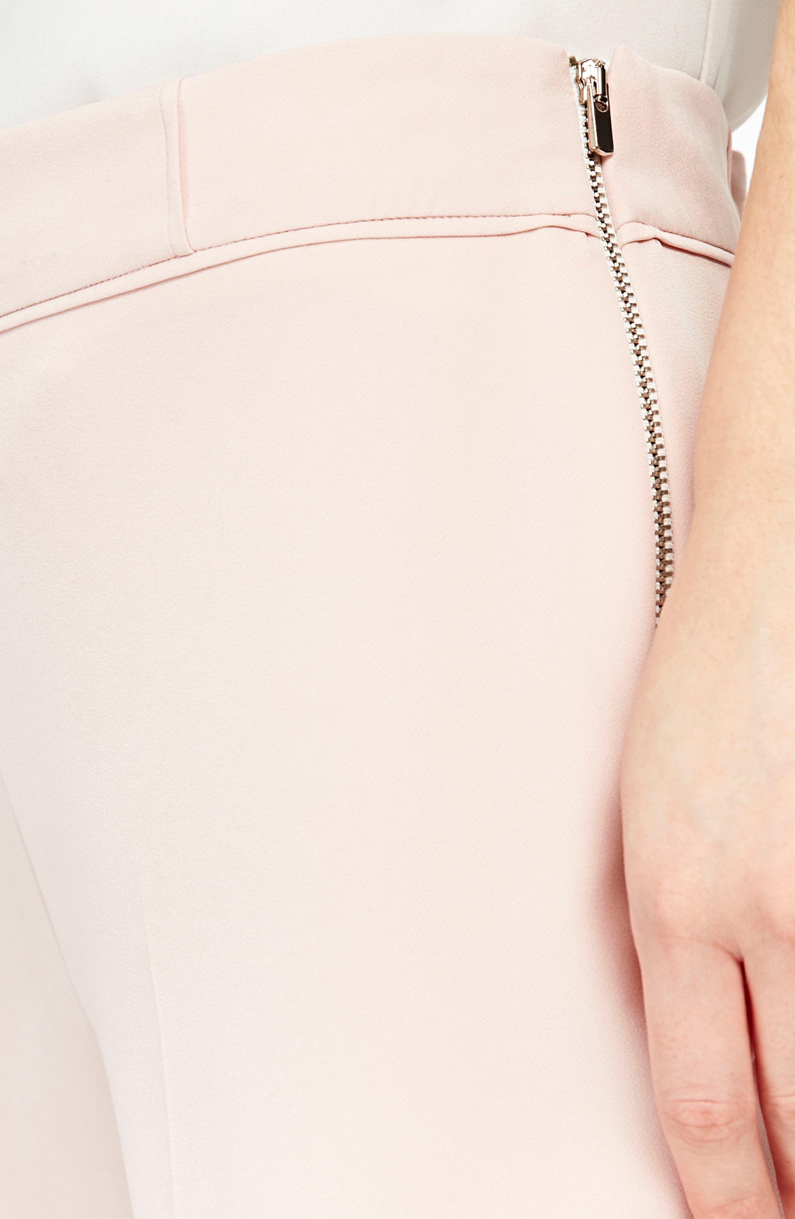 Sienna Trousers,                             Alternate thumbnail 3, color,                             Blush